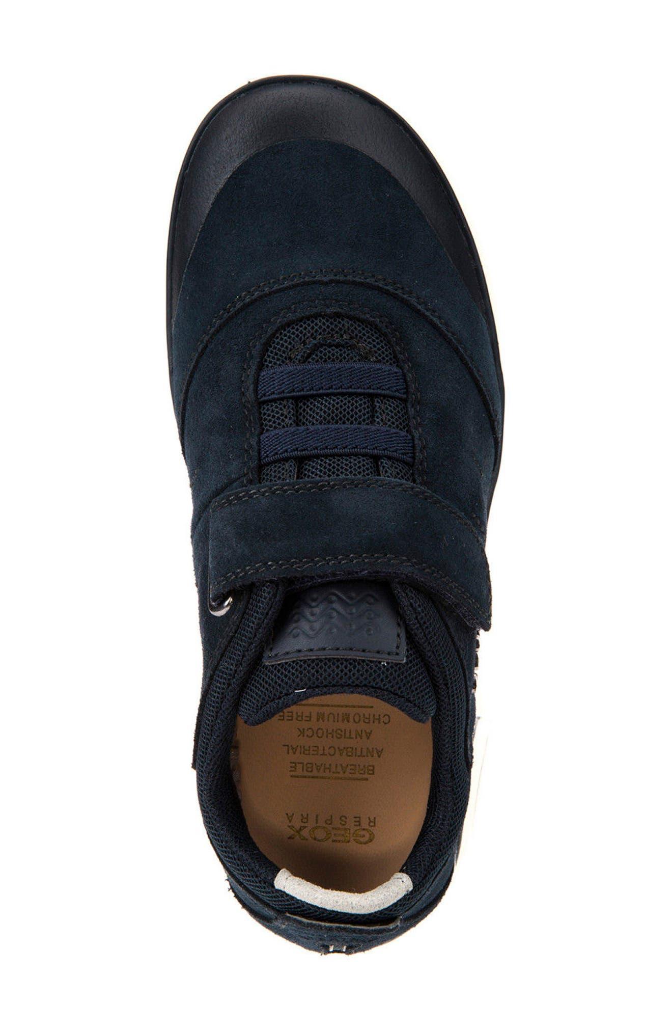 Alternate Image 5  - Geox Nebula Low Top Sneaker (Toddler, Little Kid & Big Kid)