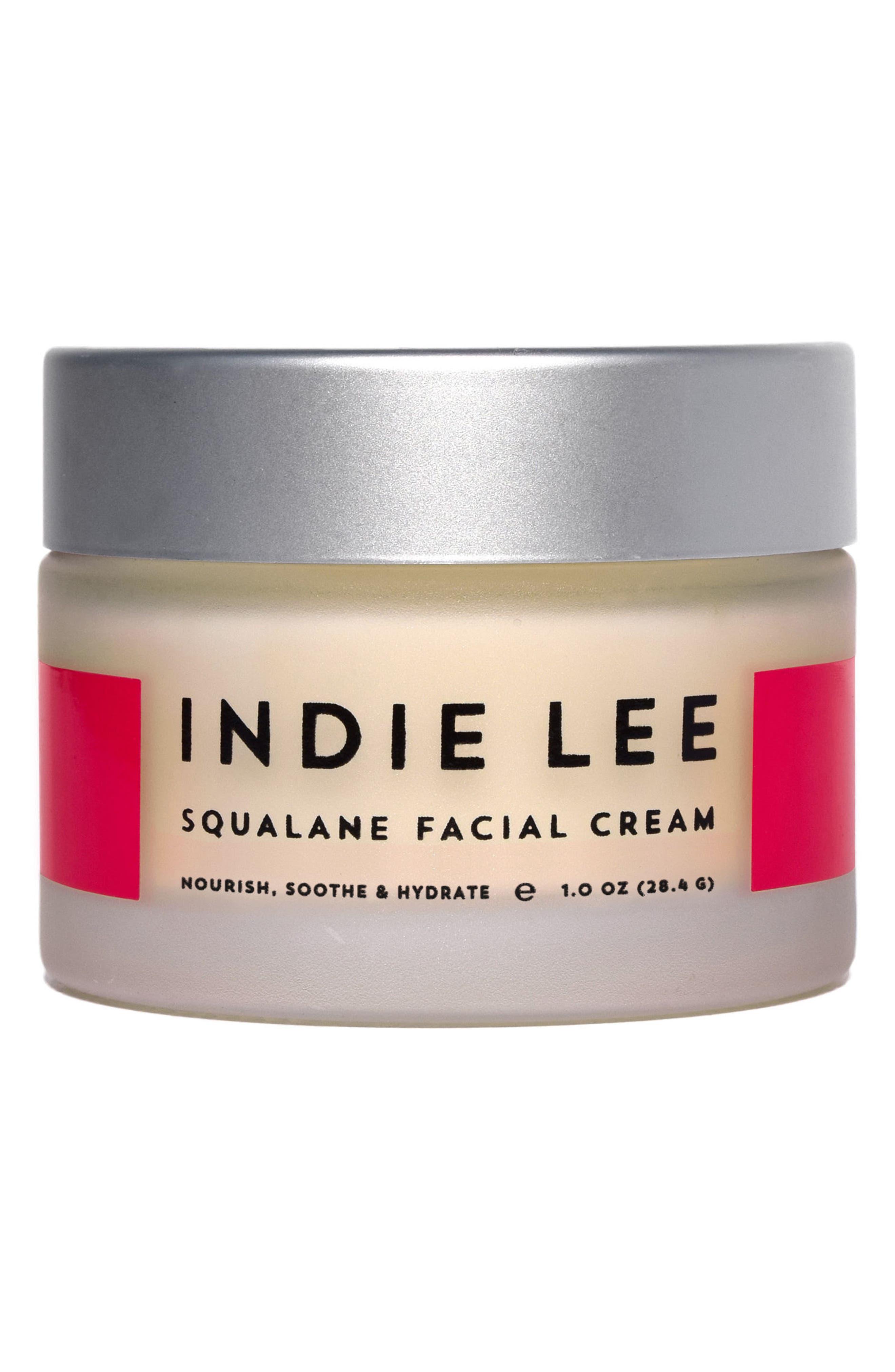Squalane Facial Cream,                         Main,                         color, No Color