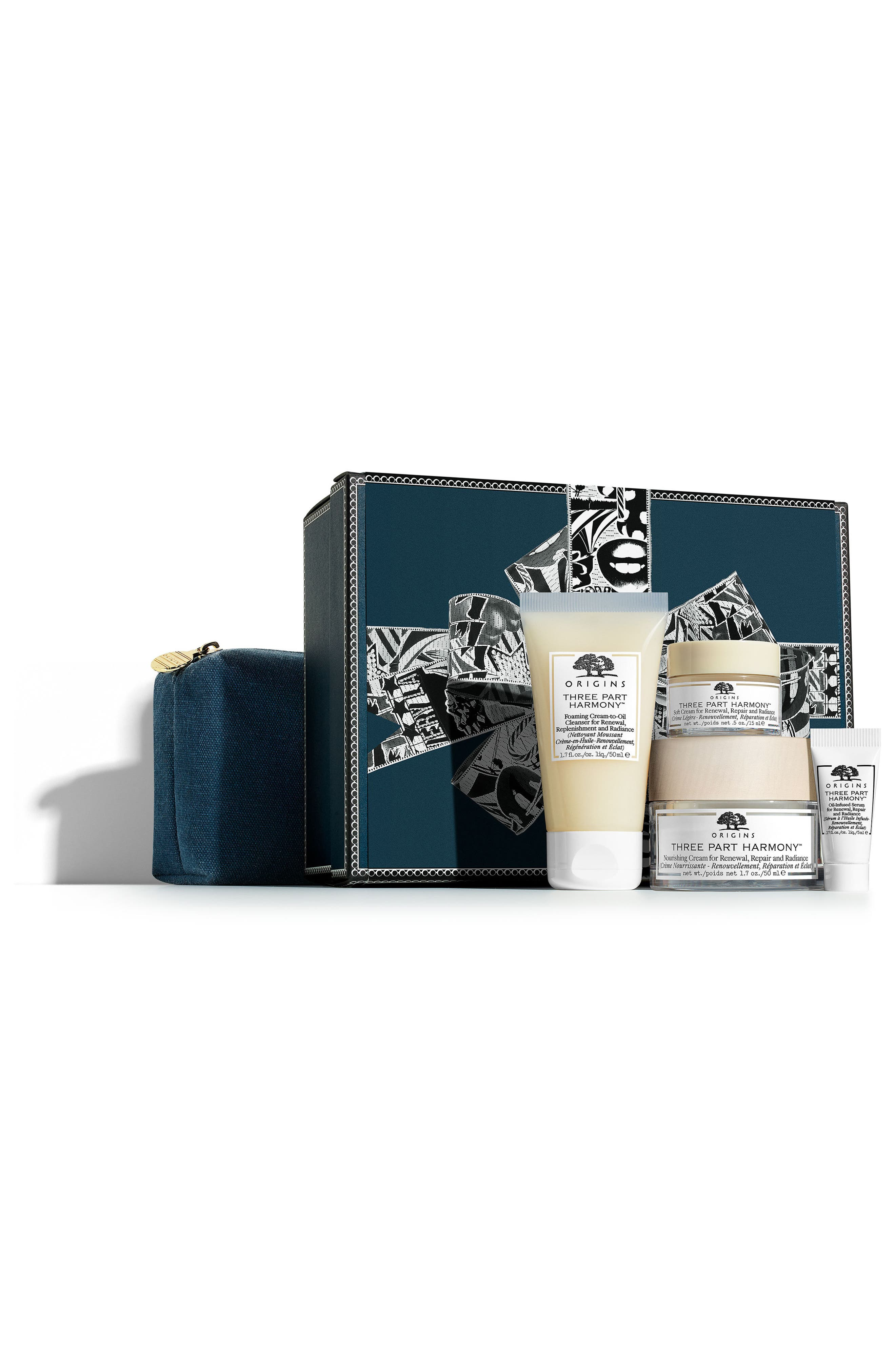 Origins Three Part Harmony™ Hydration Heaven Collection (Limited Edition) ($114 Value)