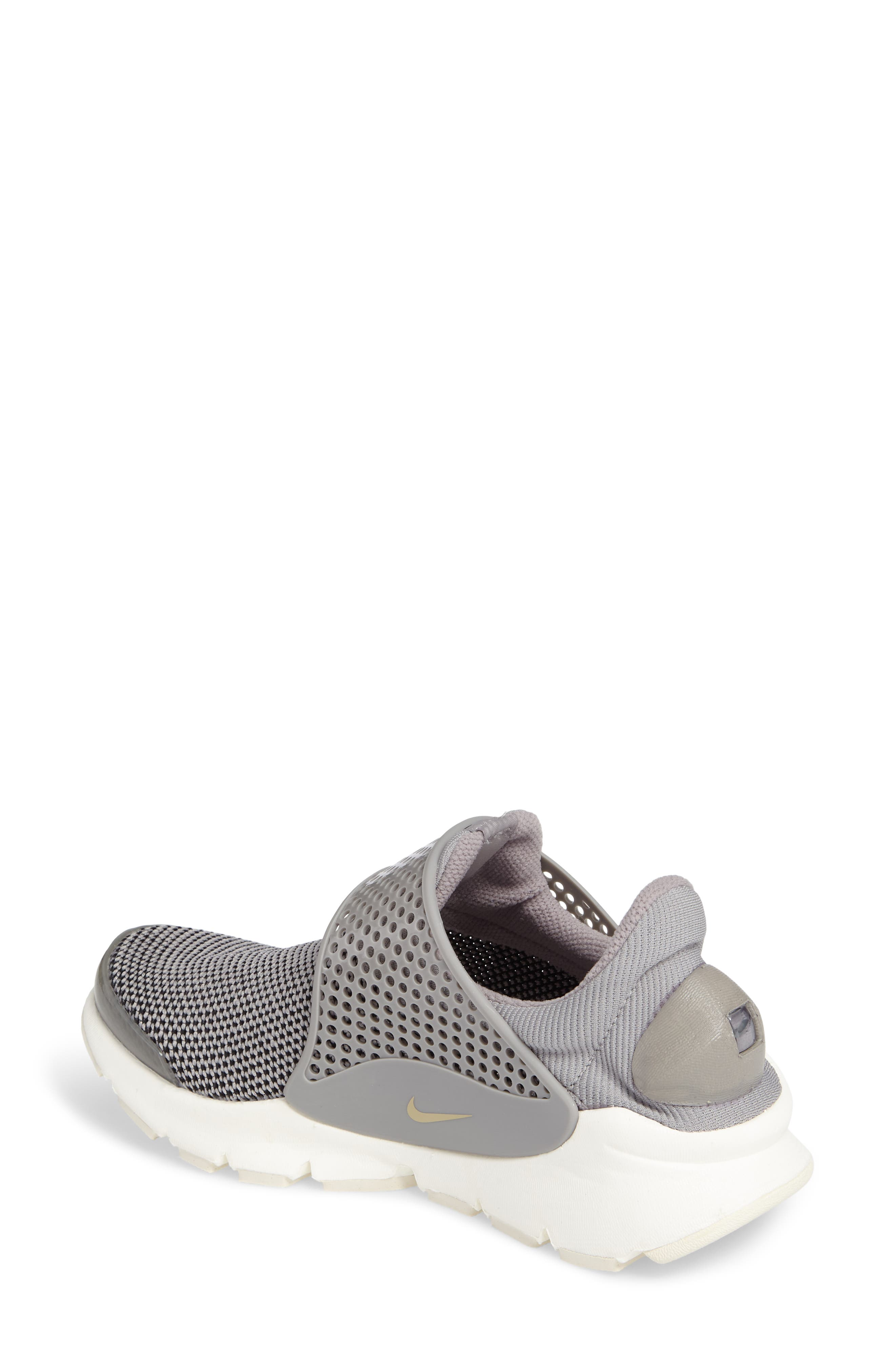 Alternate Image 2  - Nike Sock Dart Sneaker (Women)