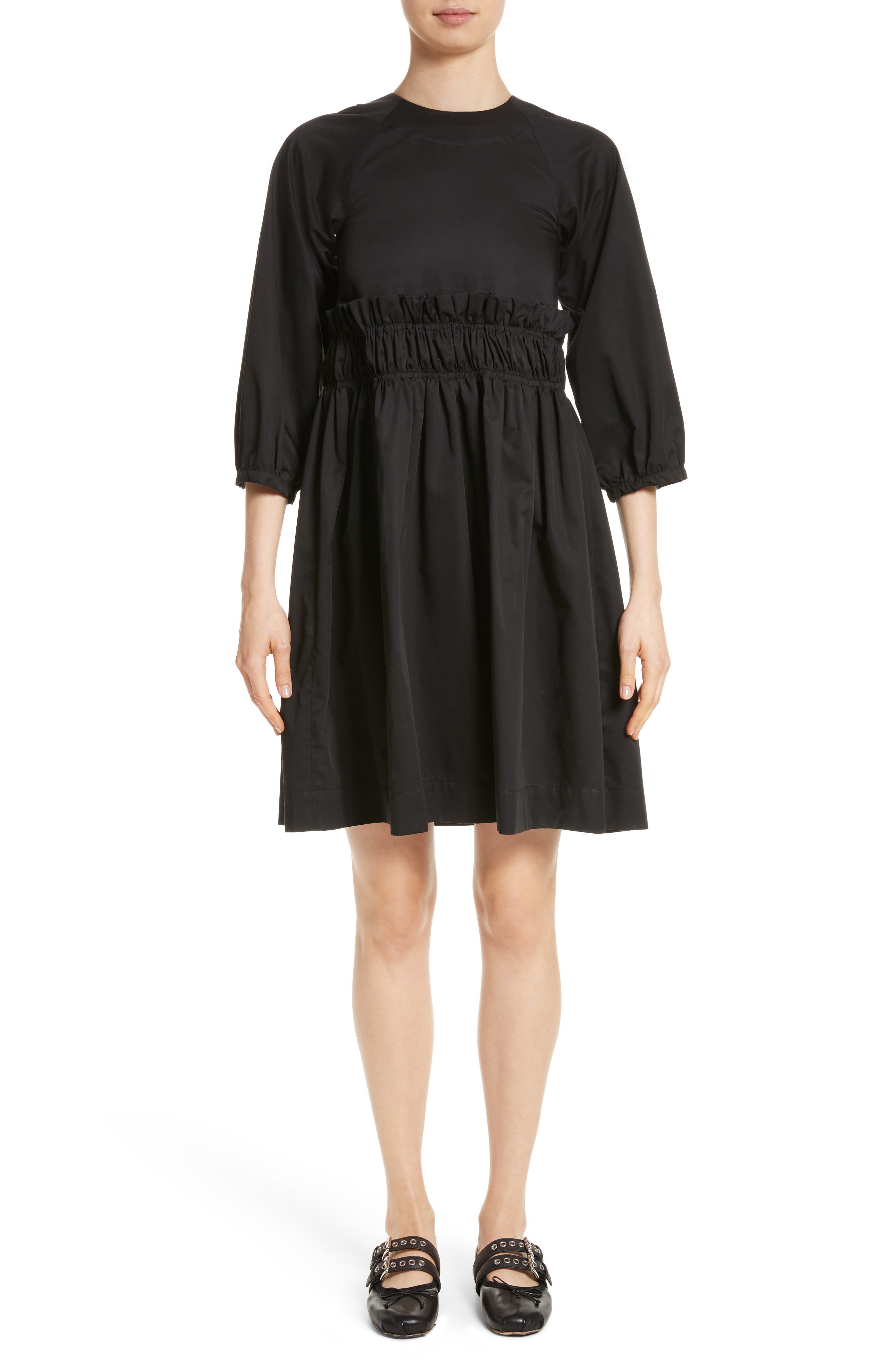 Blake Dress,                         Main,                         color, Black