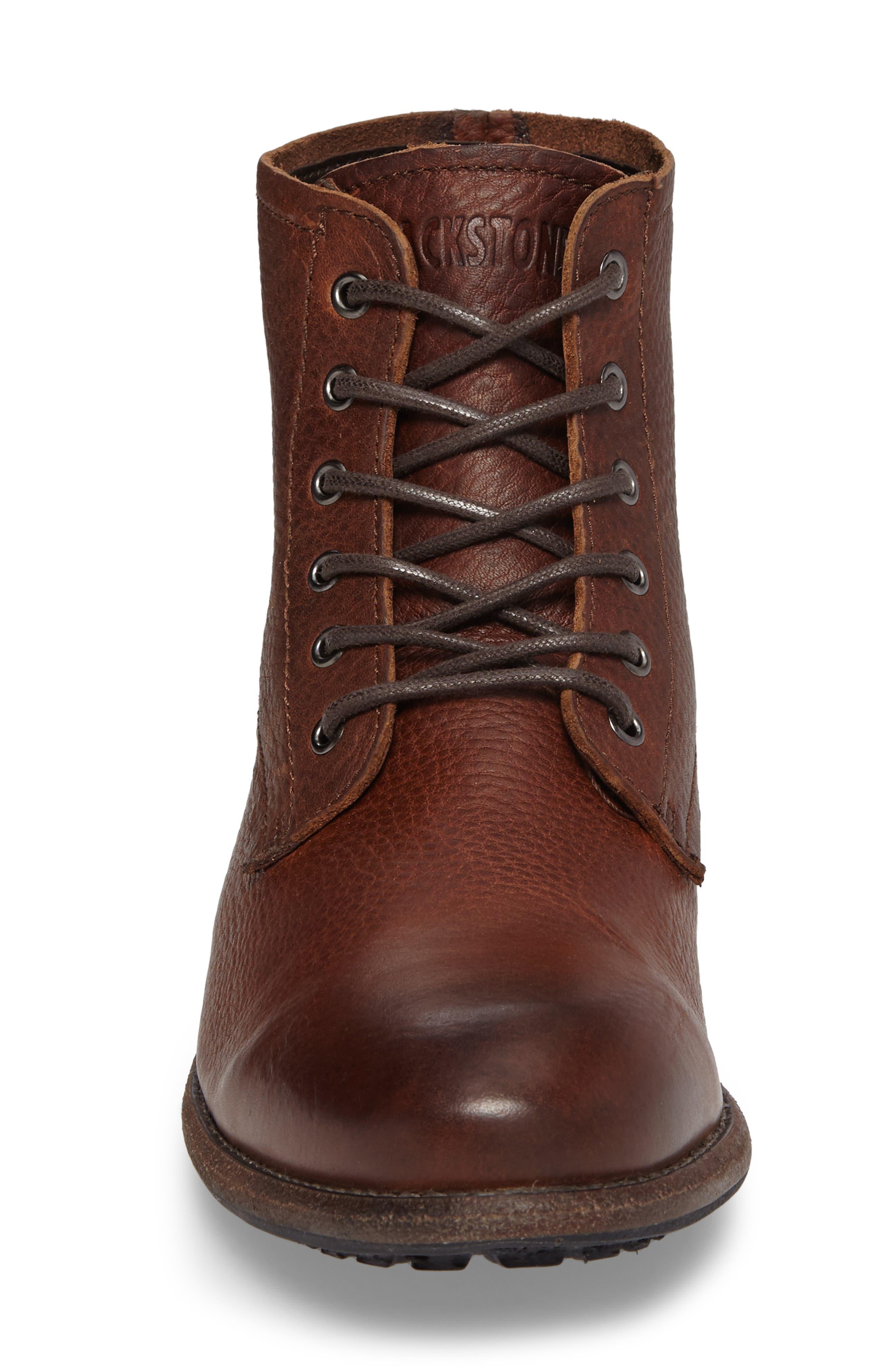 Alternate Image 4  - Blackstone KM 21 Plain Toe Boot (Men)