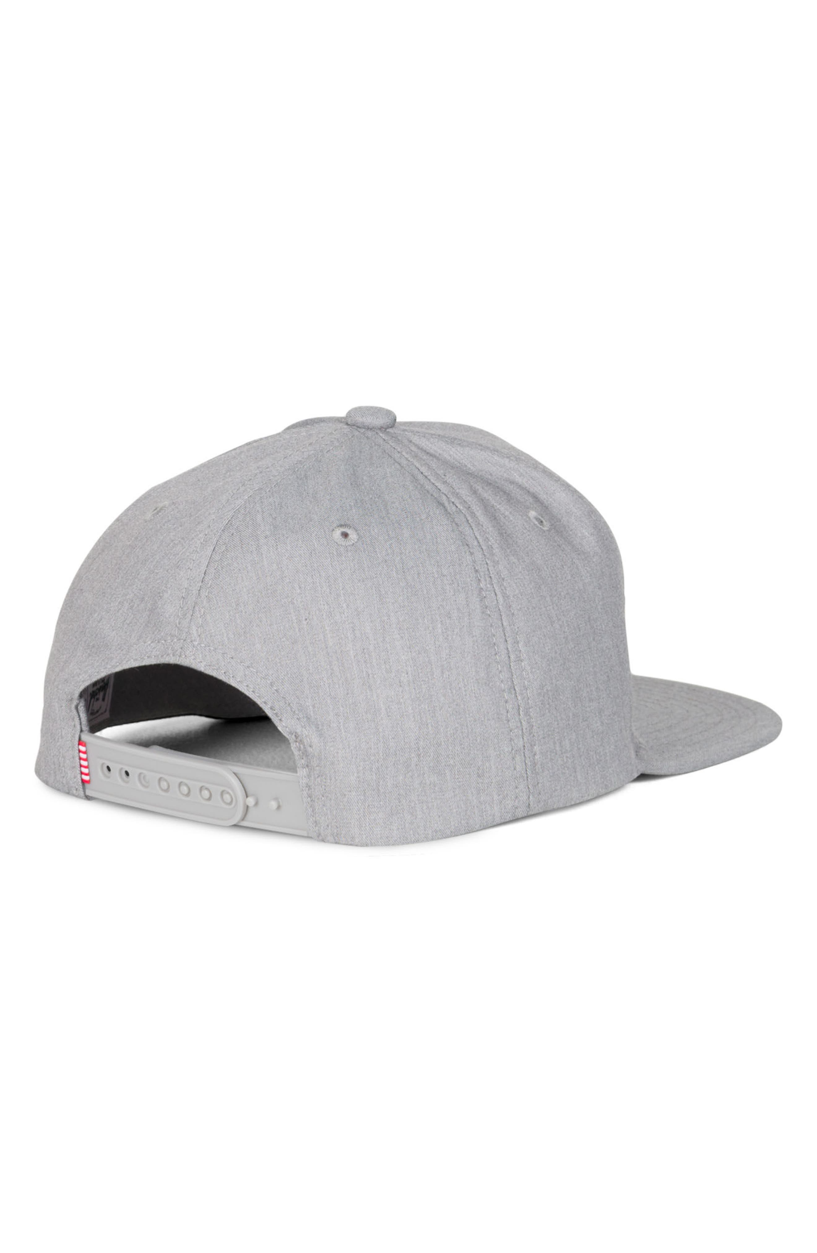 Alternate Image 2  - Herschel Supply Co. Whaler Snapback Baseball Cap