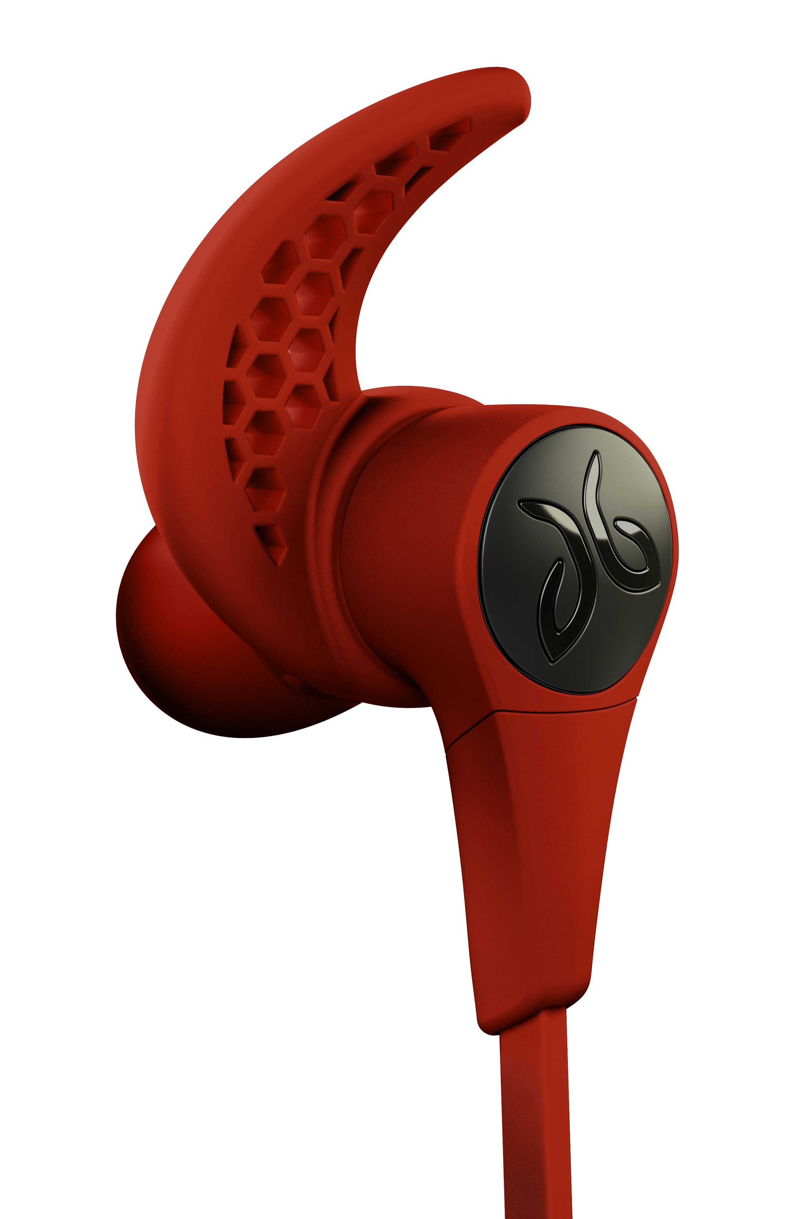 x3 Sport BT Wireless Earbuds,                             Alternate thumbnail 2, color,                             Red