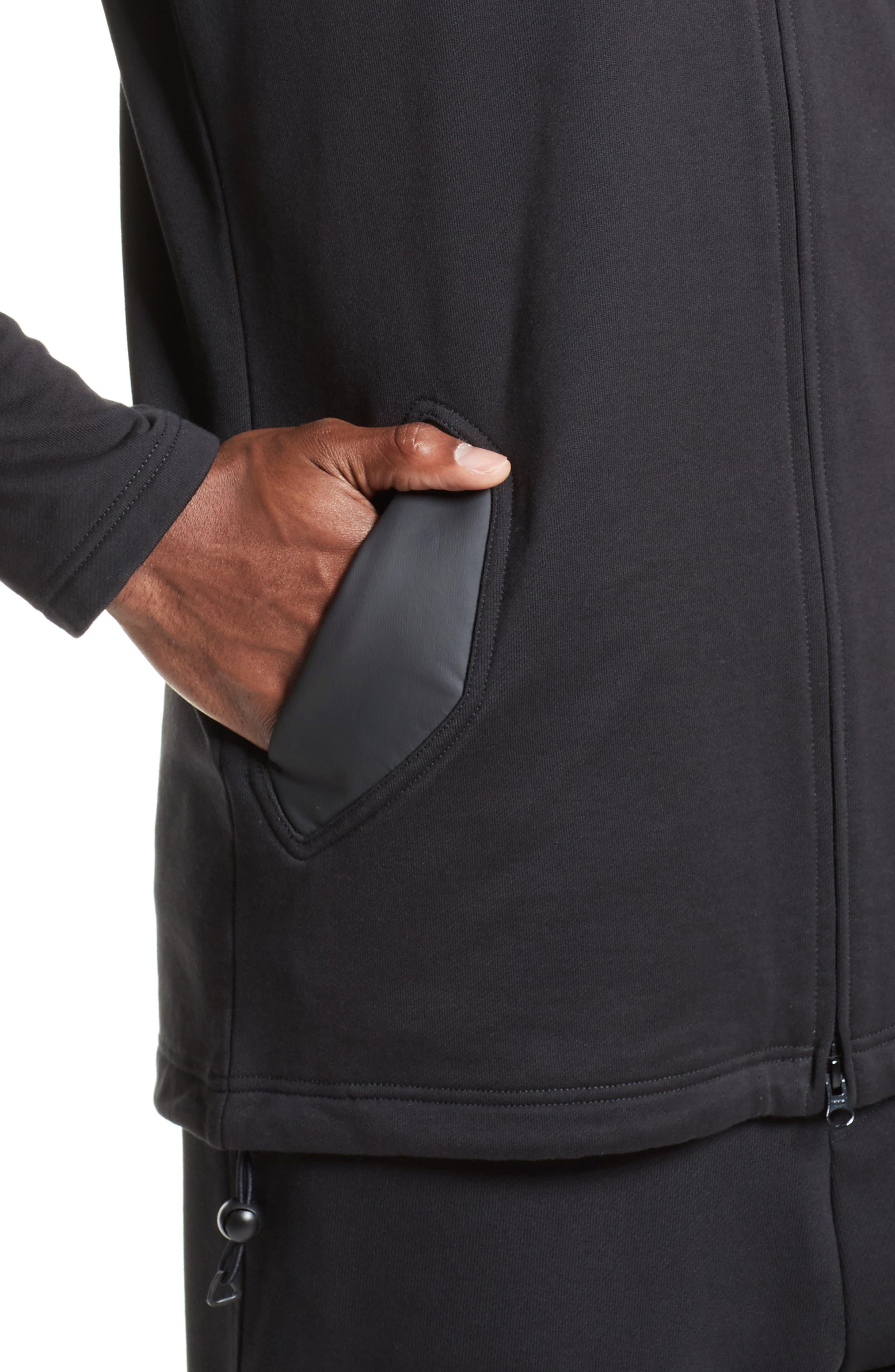 Alternate Image 4  - Y-3 Zip Hoodie