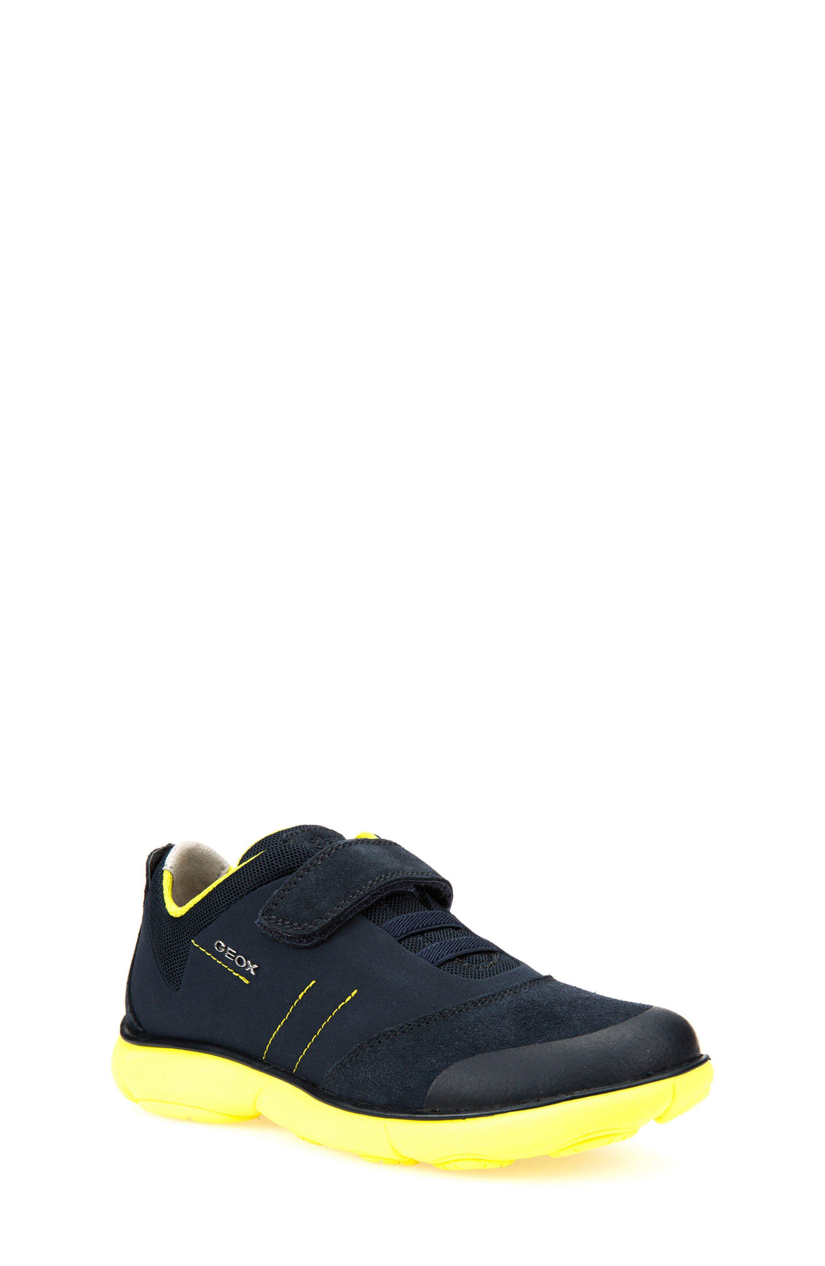 Geox Nebula Low Top Sneaker (Toddler, Little Kid & Big Kid)