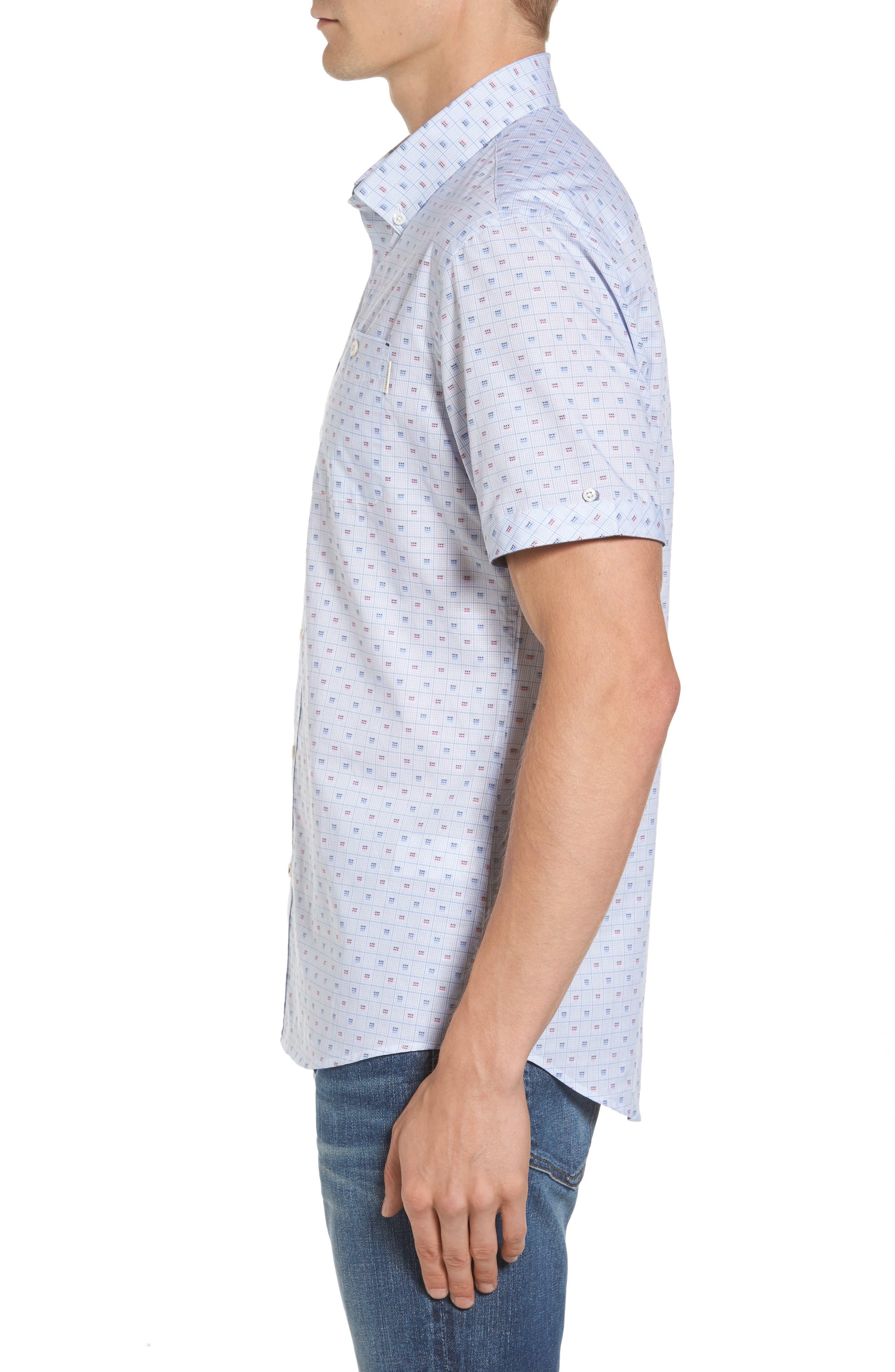 Alternate Image 3  - 7 Diamonds Atmosphere Woven Shirt