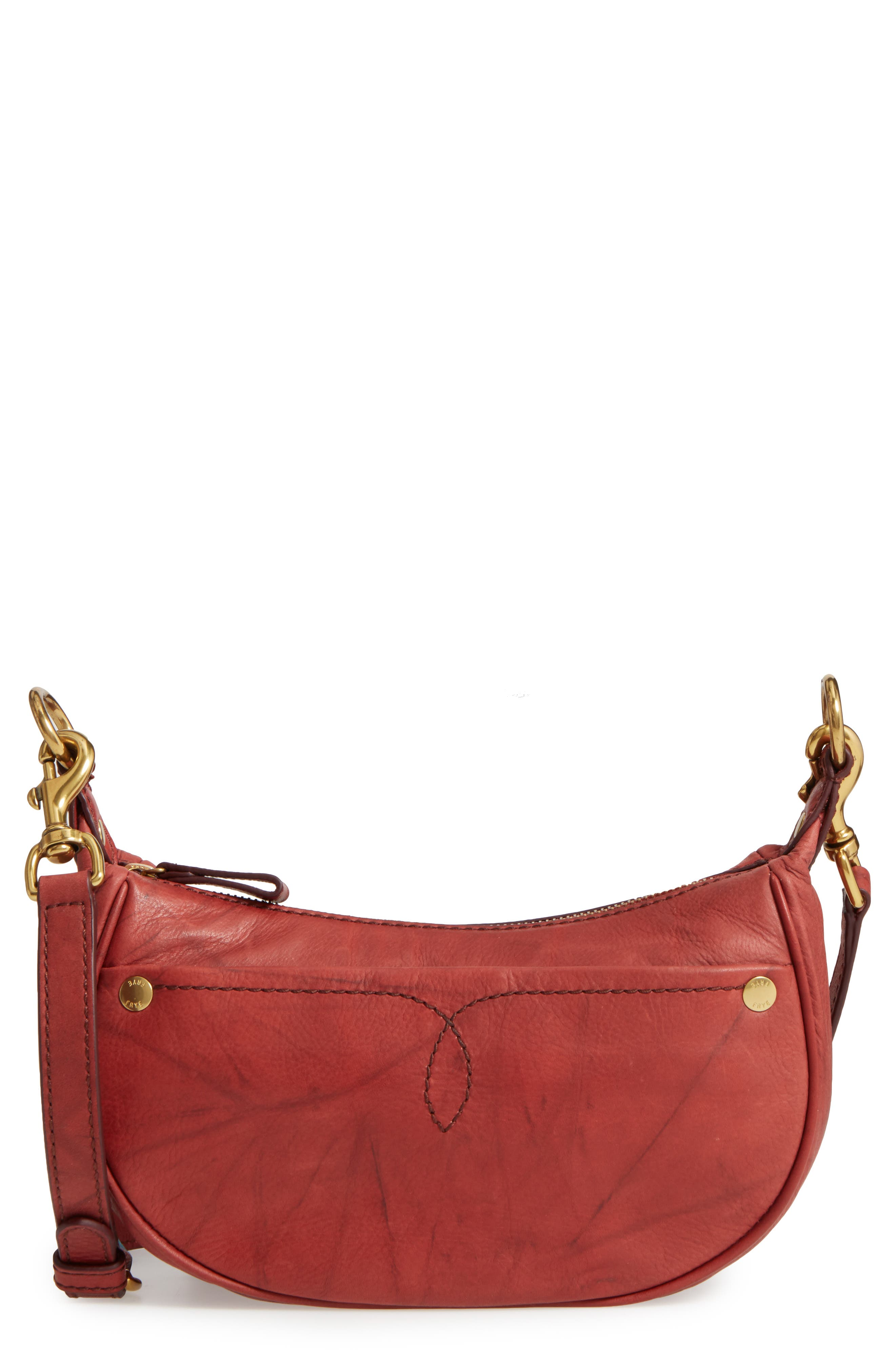 Frye Small Campus Leather Crossbody Bag