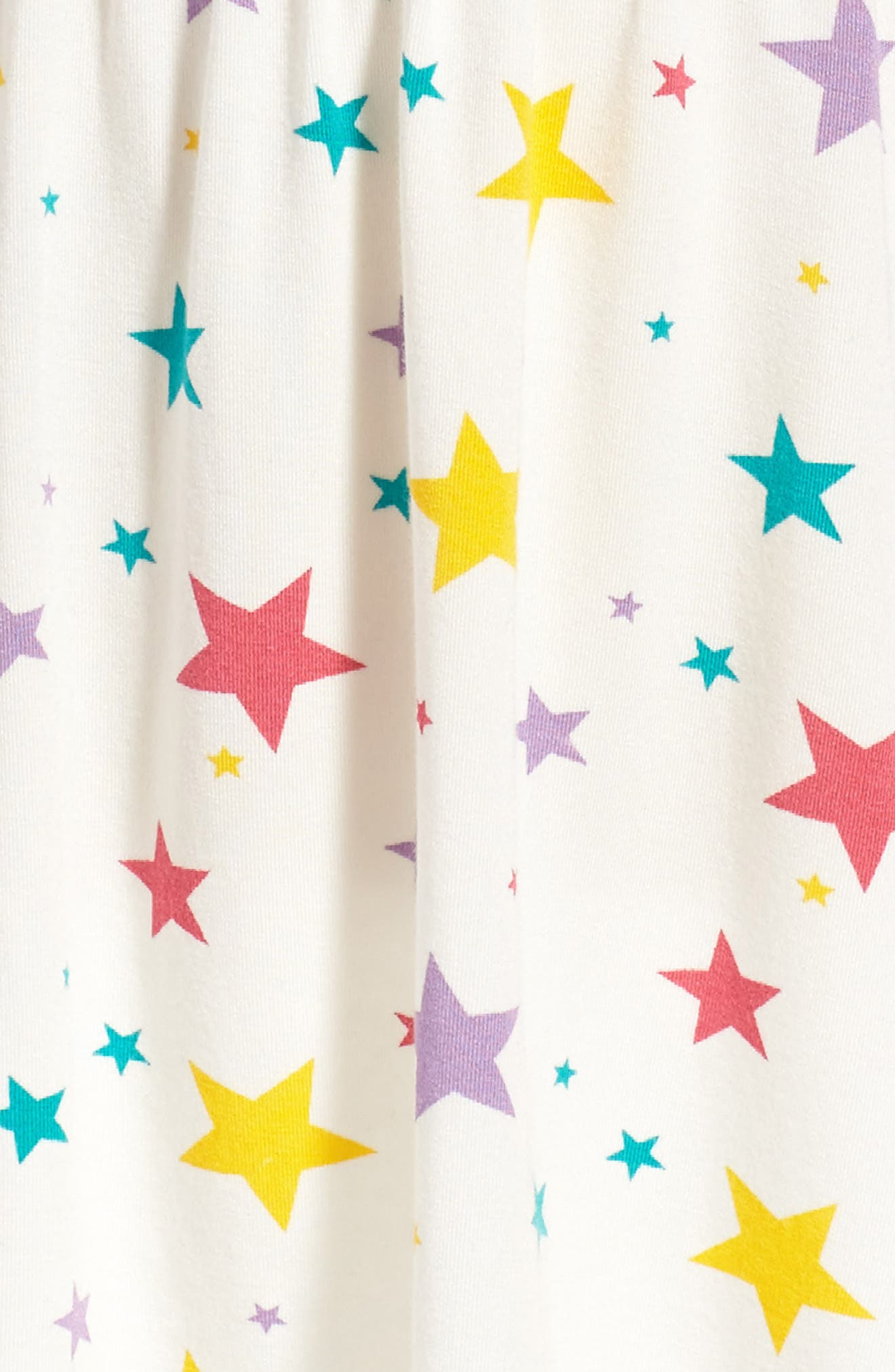 Alternate Image 3  - Peek Candice Star Dress (Toddler Birls, Little Girls & Big Girls)