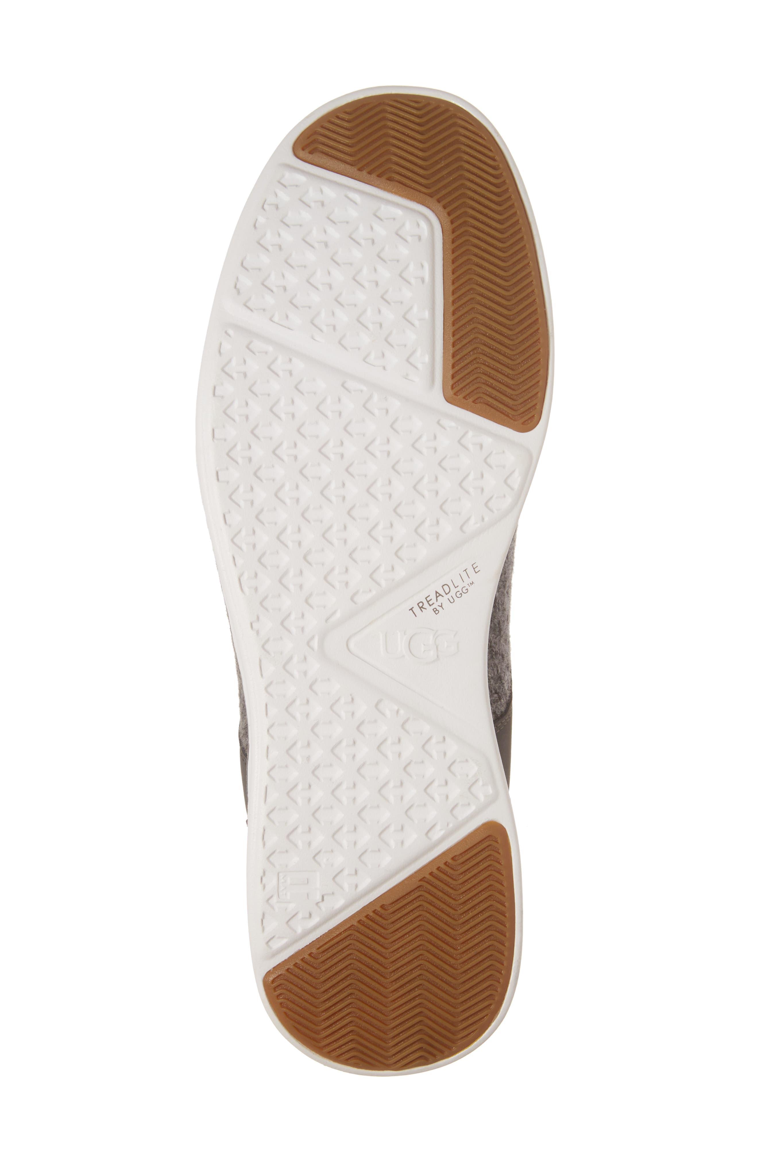 Hepner HyperWeave Sneaker,                             Alternate thumbnail 6, color,                             Dark Charcoal
