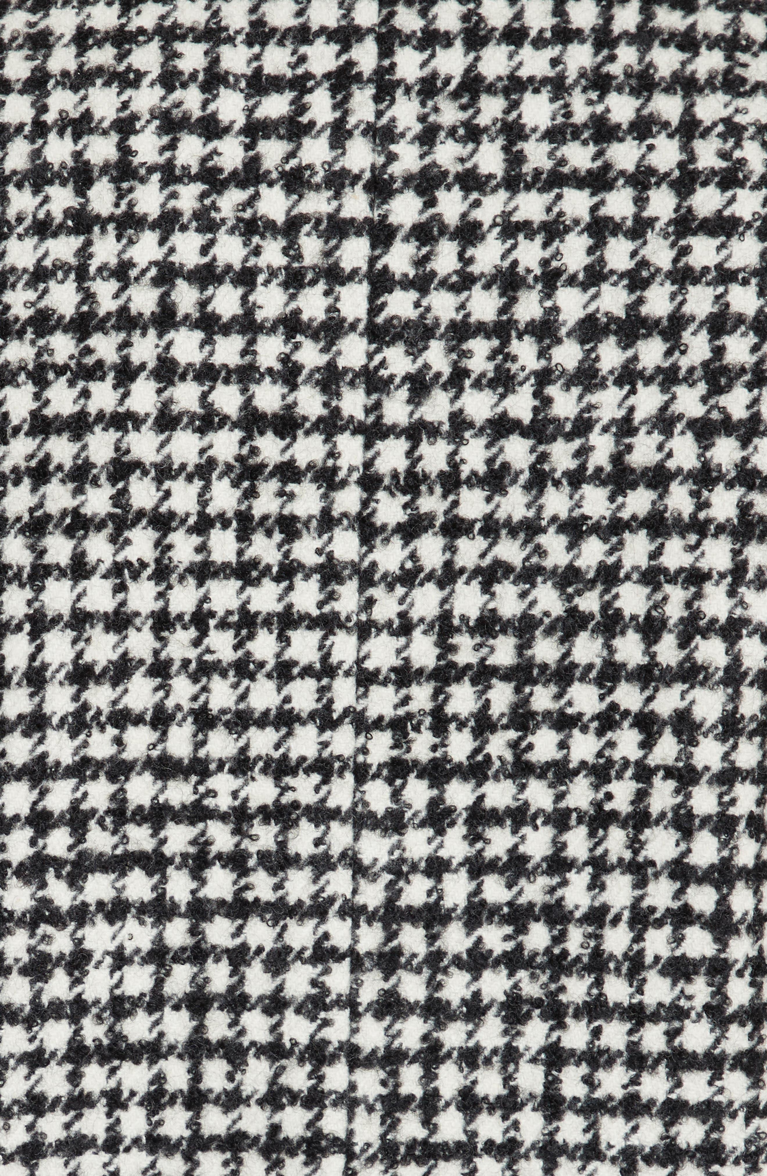 Alternate Image 5  - The Kooples Double-Breasted Wool Blend Coat