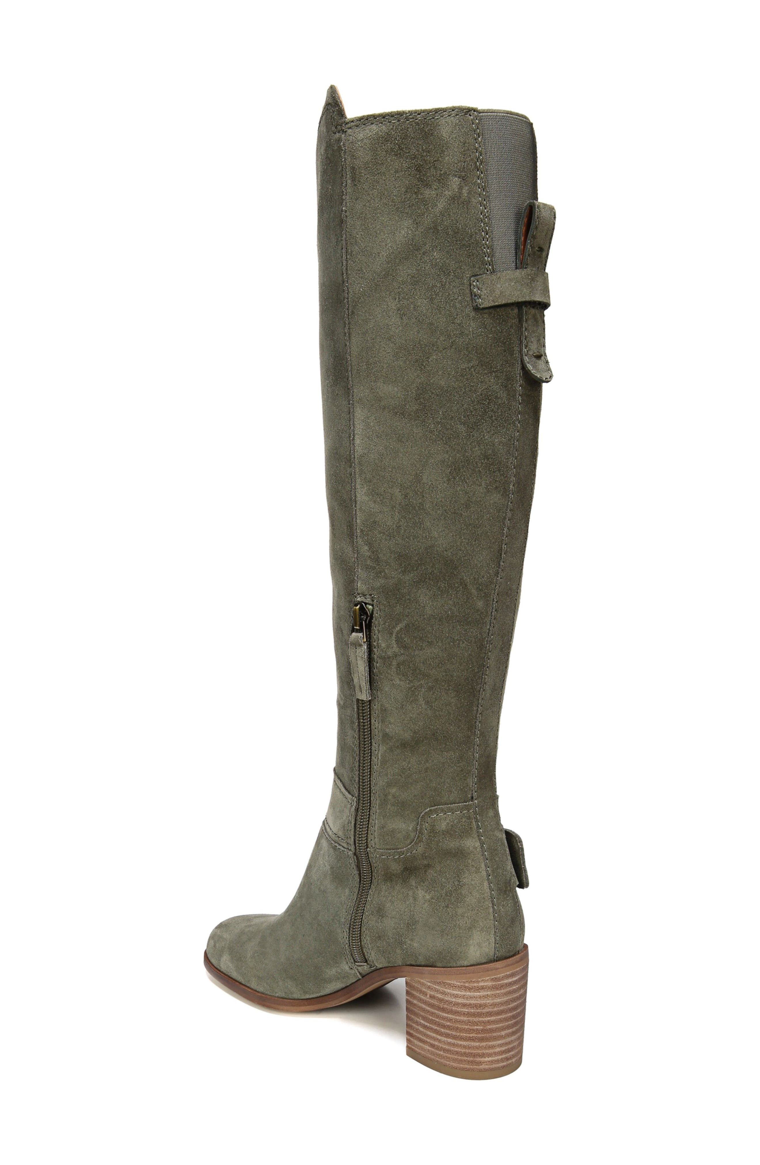 Alternate Image 2  - SARTO by Franco Sarto Mystic Knee High Boot (Women)