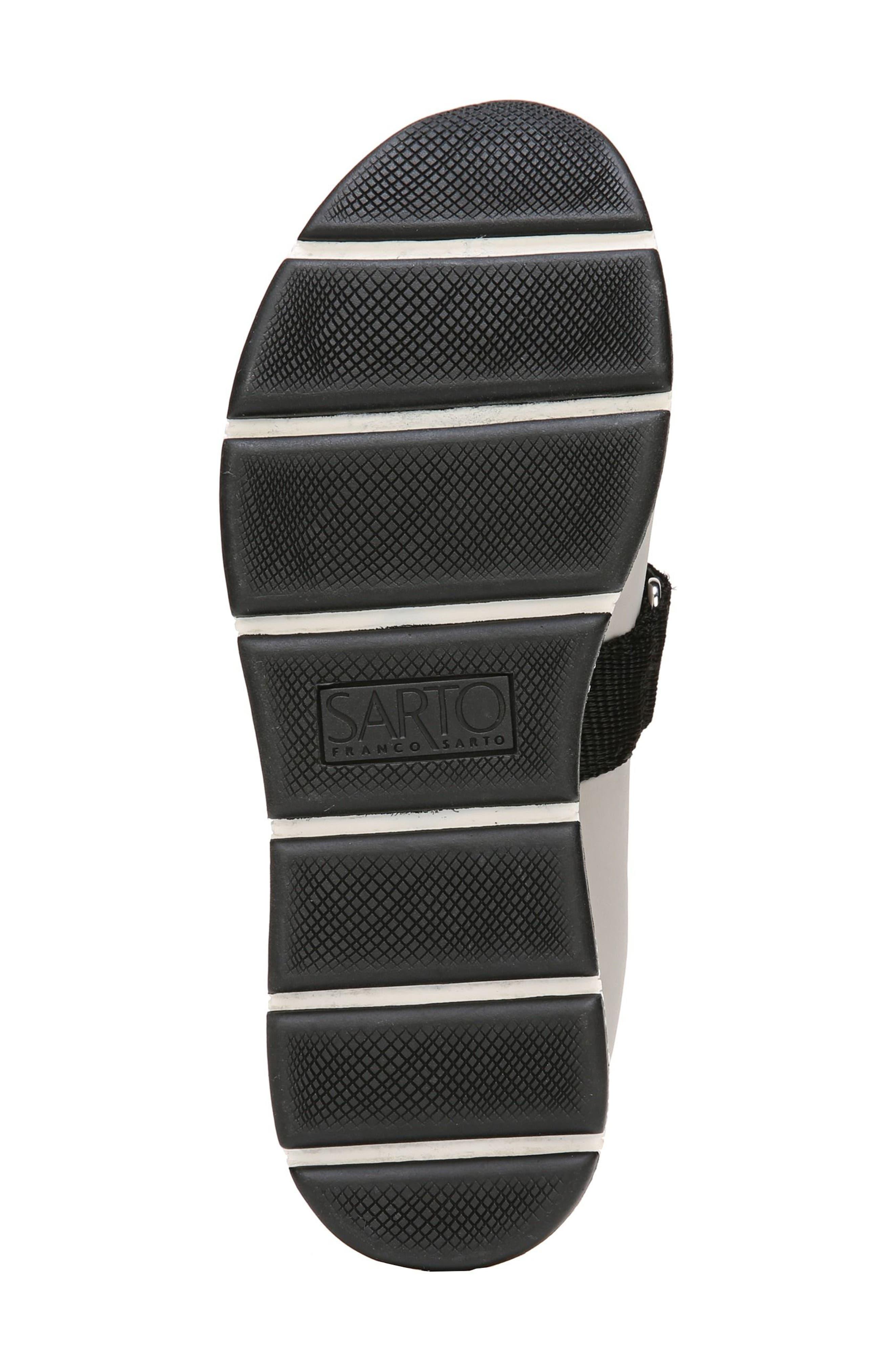 Odella Slip-On Sneaker,                             Alternate thumbnail 6, color,                             Light Grey Fabric