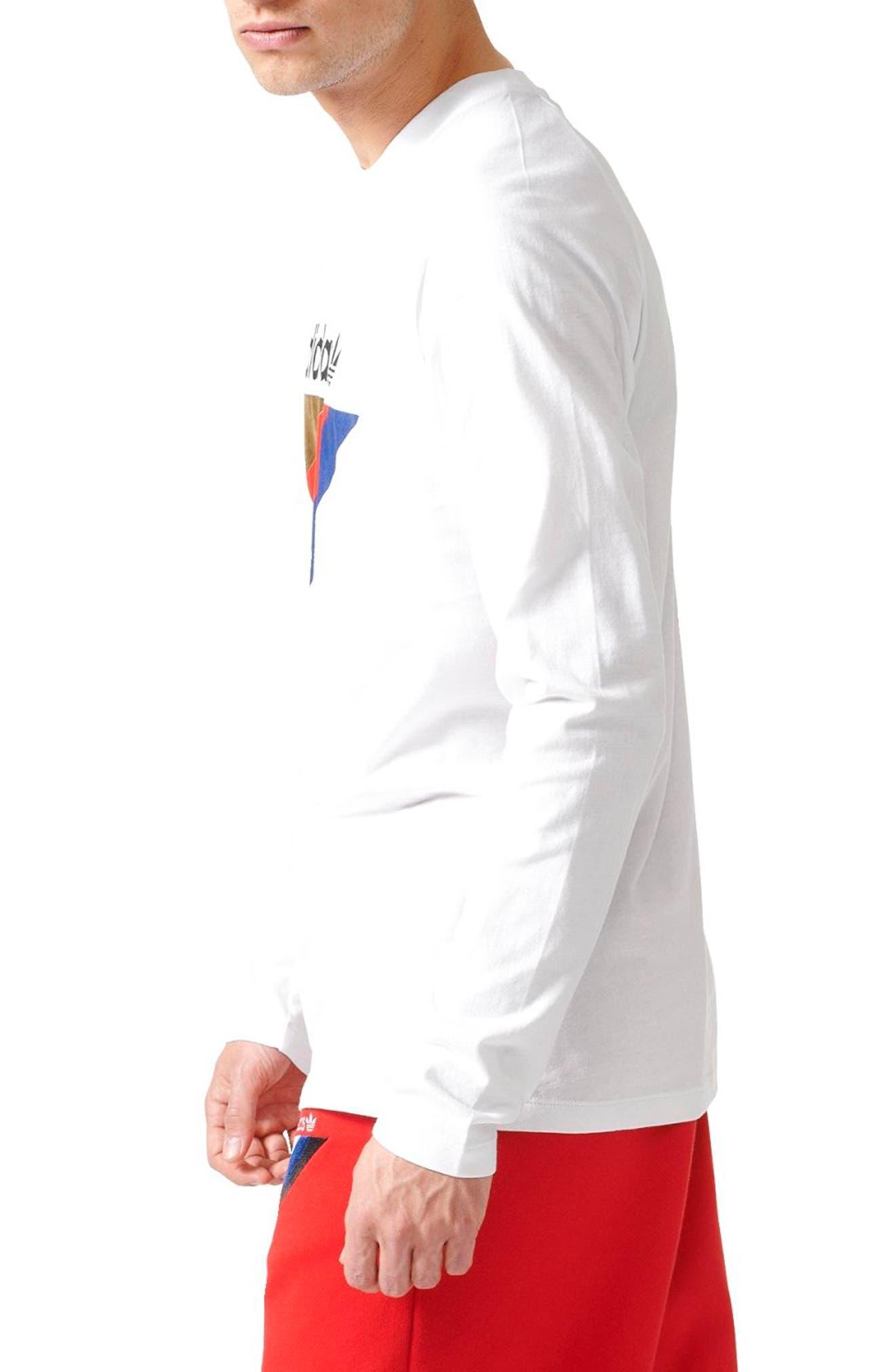 Alternate Image 3  - adidas Originals Anichkov T-Shirt