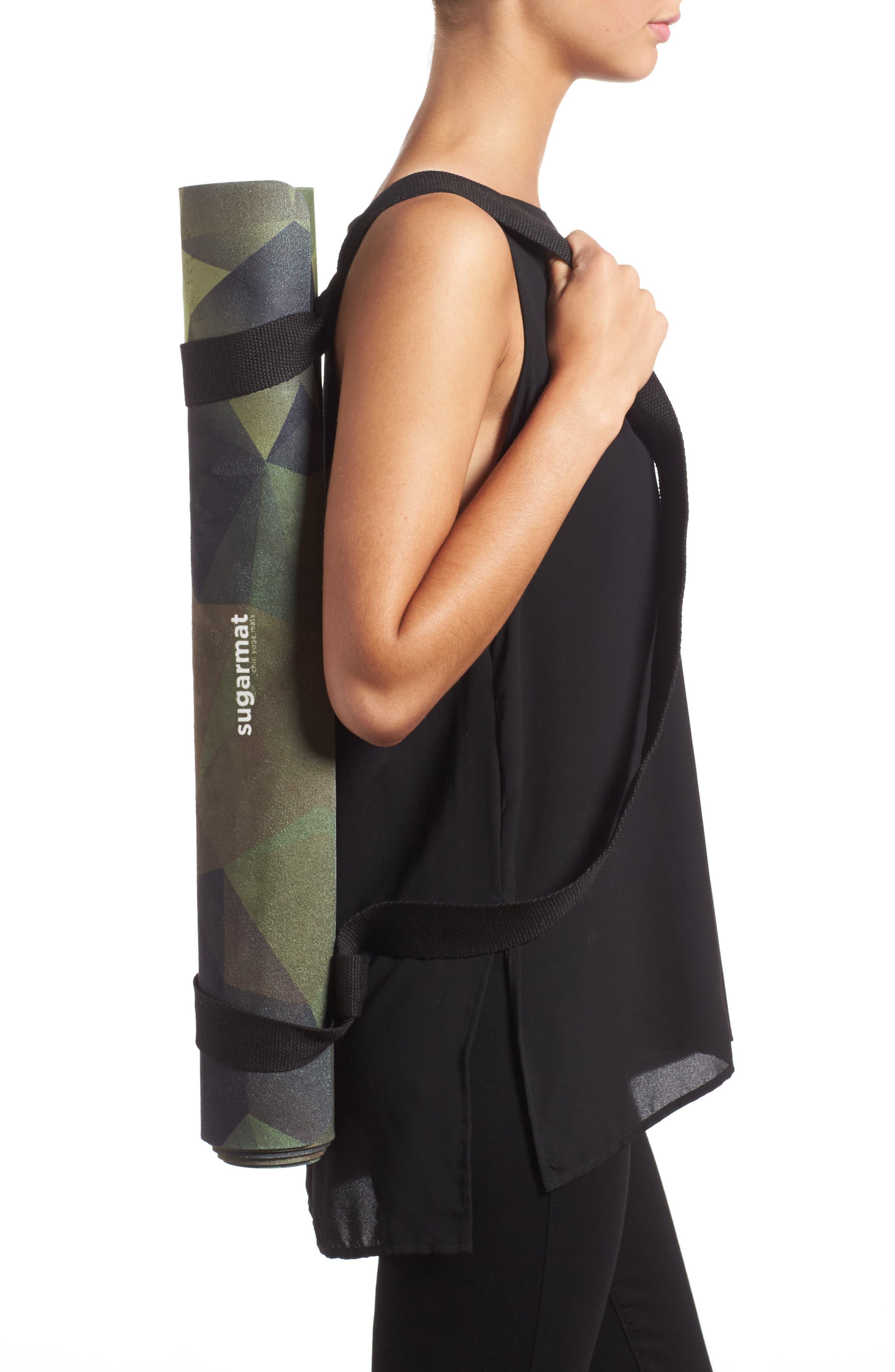 Main Image - Sugarmat Camo Gaometrics Yoga Mat