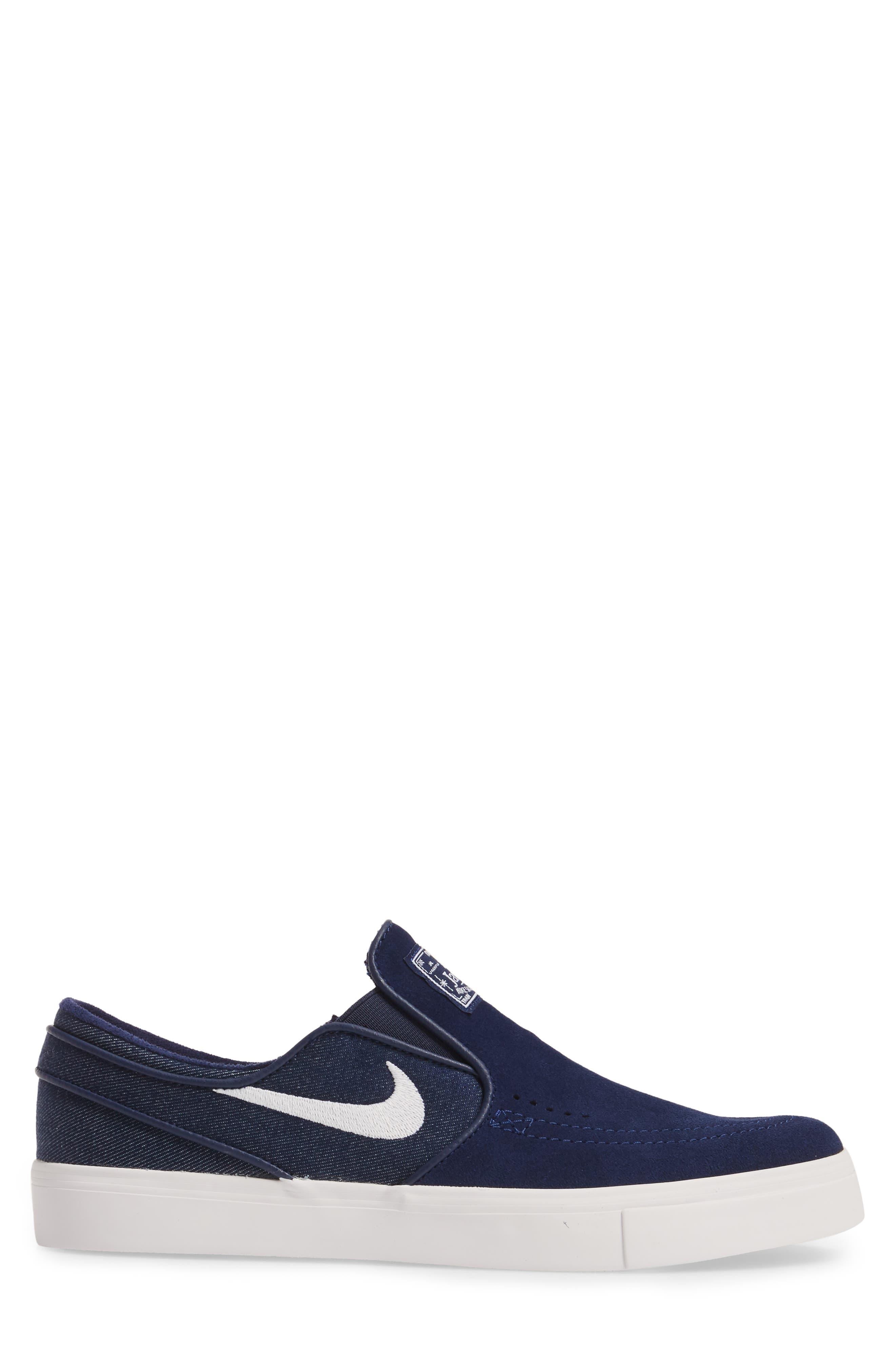 Alternate Image 3  - Nike Zoom Stefan Janoski Slip-On (Men)