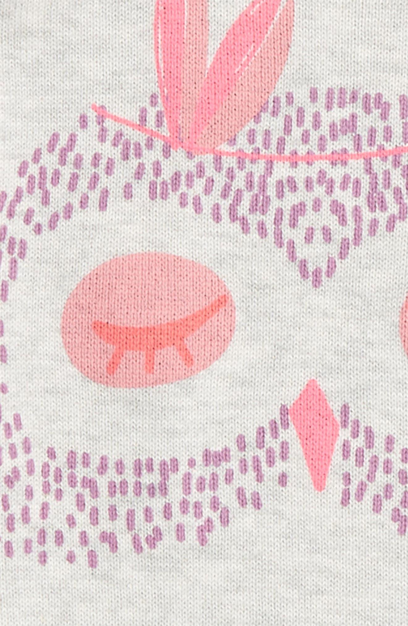 Critter Romper,                             Alternate thumbnail 2, color,                             Pink