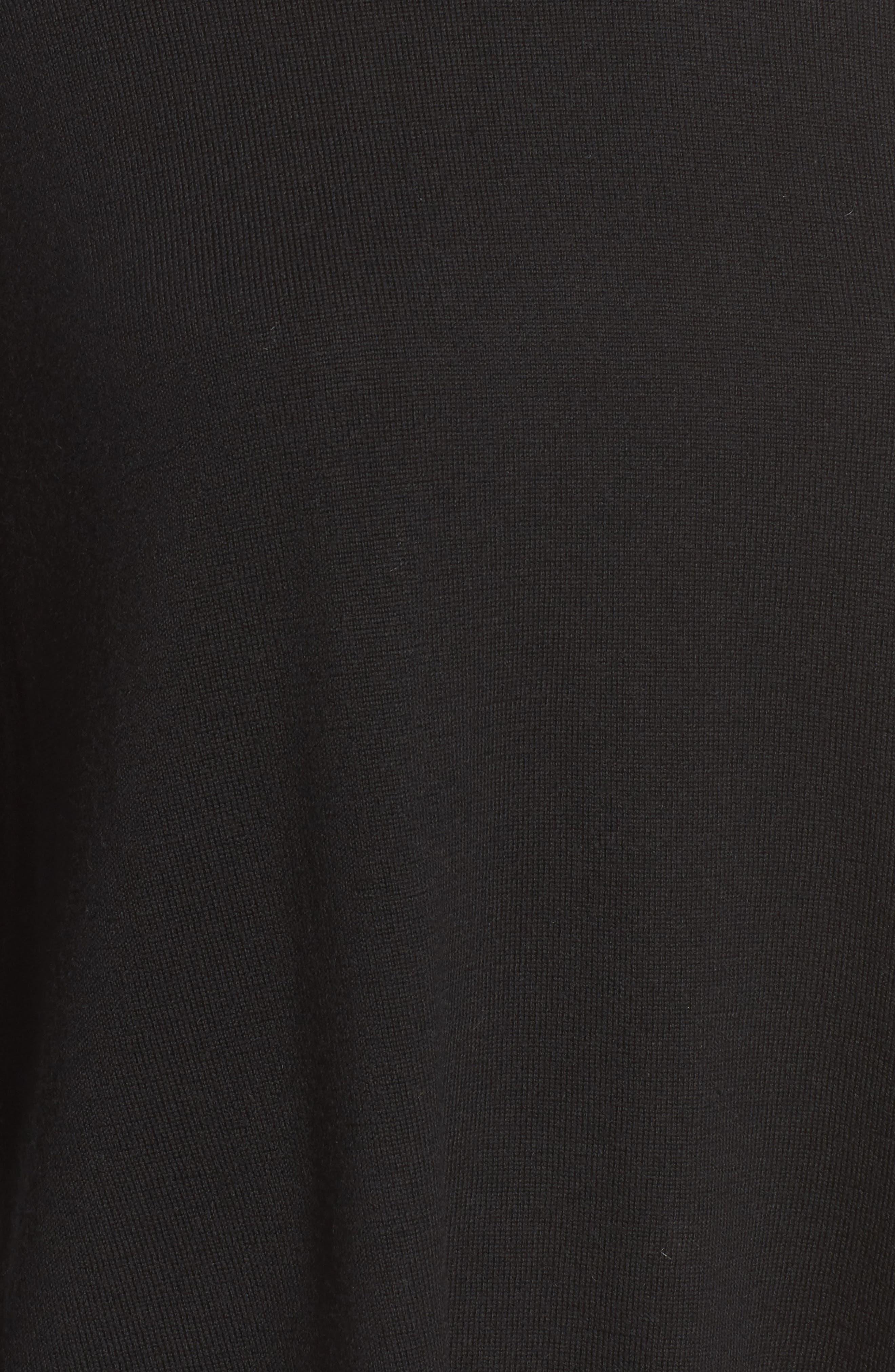 Alternate Image 5  - Eileen Fisher Side Slit Merino Wool Sweater