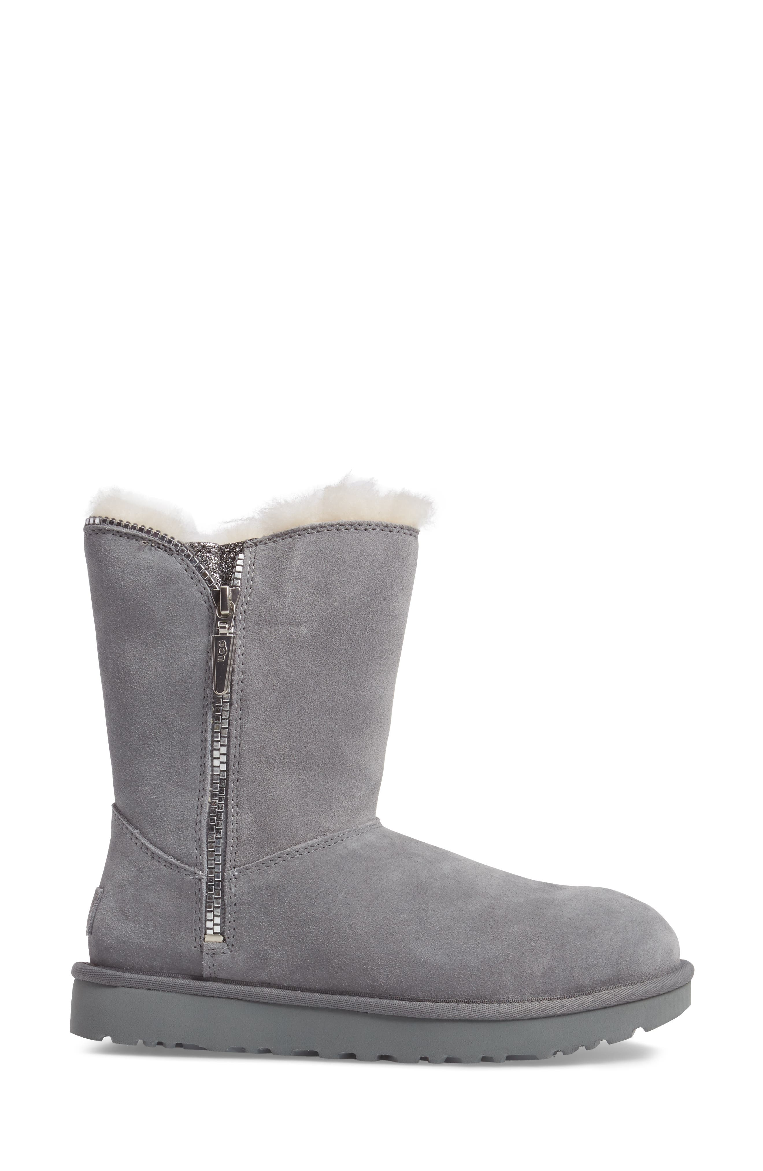 Alternate Image 3  - UGG® Marice Glitter Inset Boot (Women)