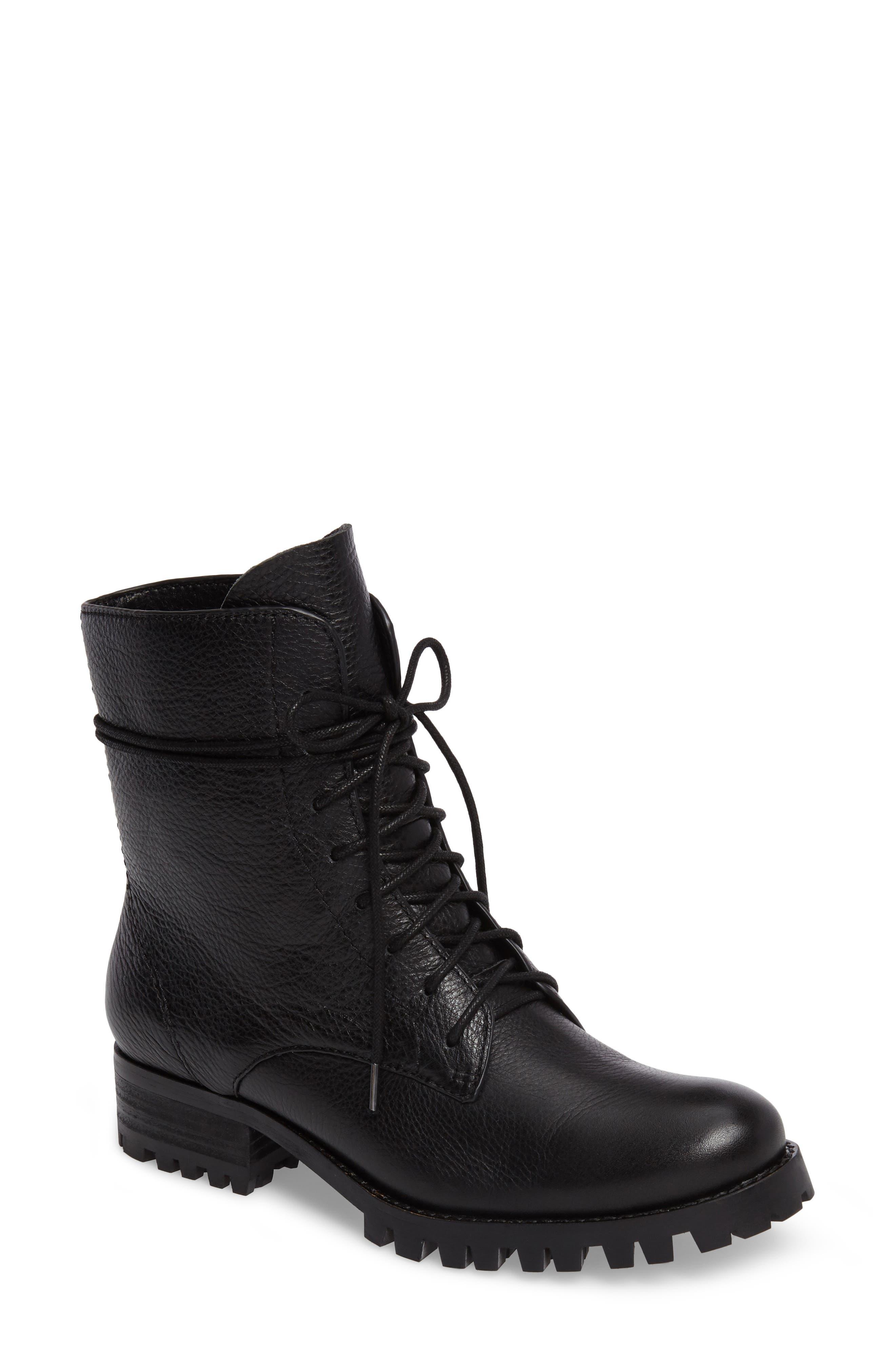 Alternate Image 1 Selected - Splendid Romy II Combat Boot (Women)