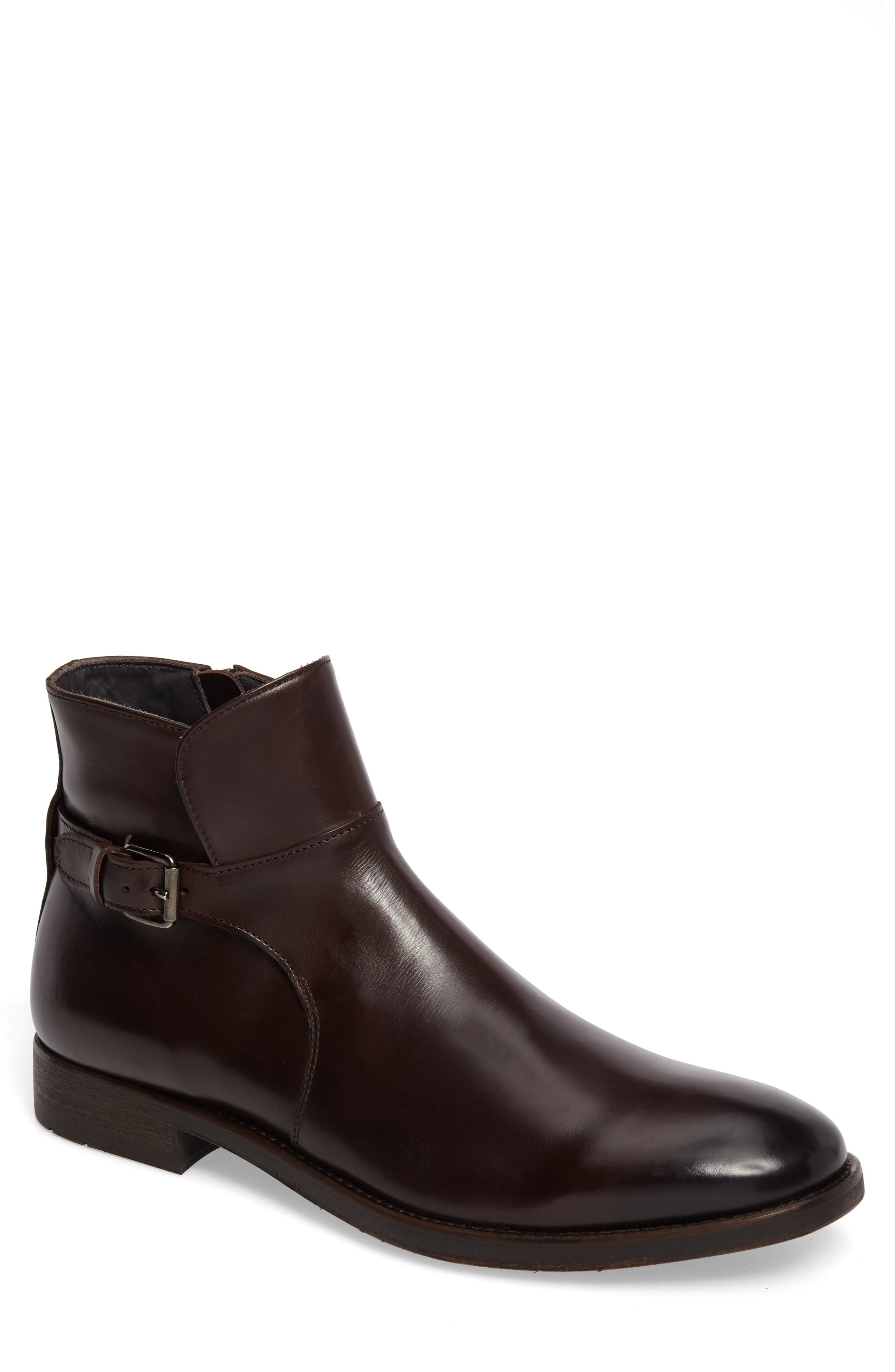 Heath Zip Boot,                         Main,                         color, Moro