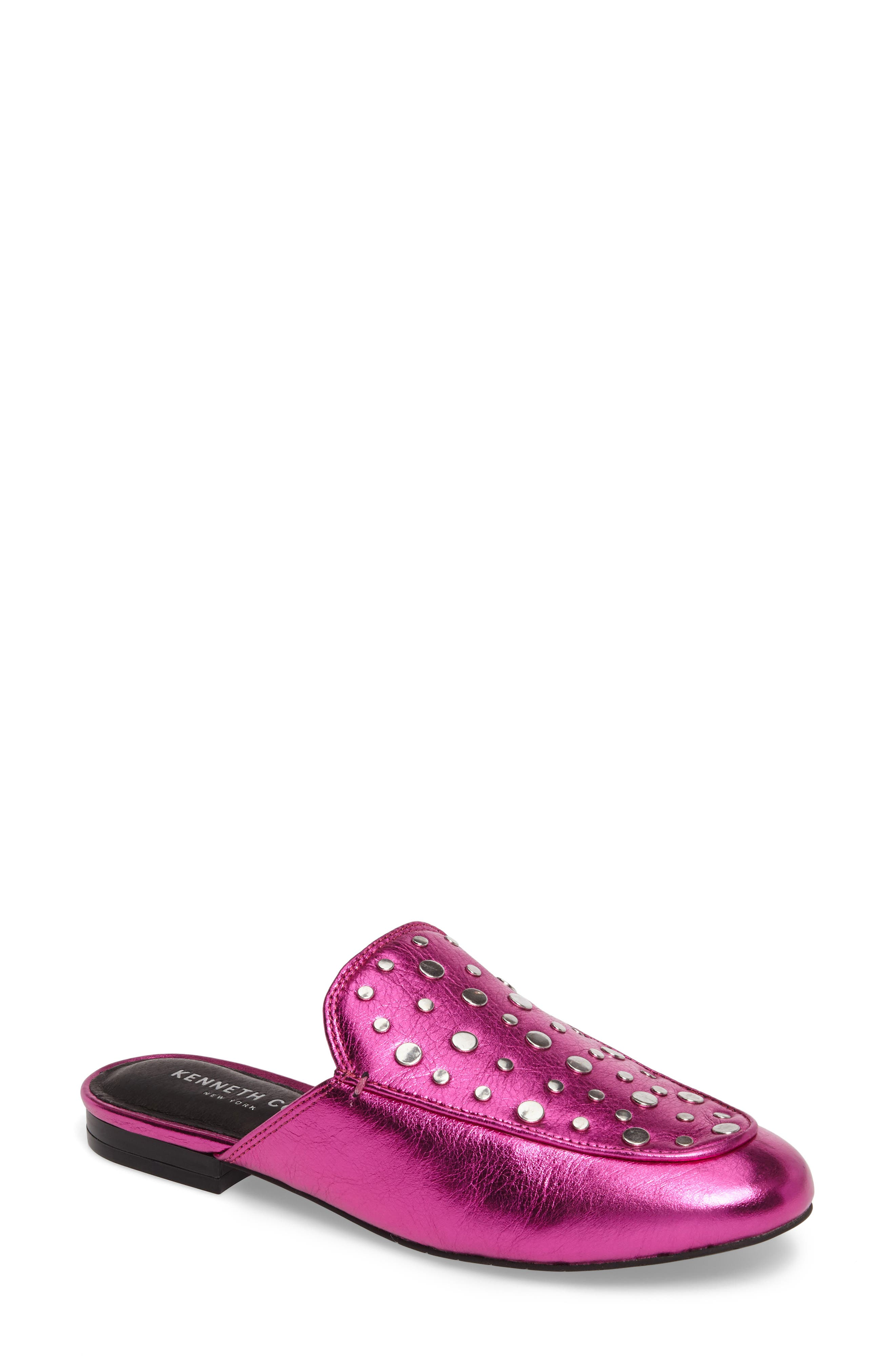 Kenneth Cole New York Wynter Studded Loafer (Women)