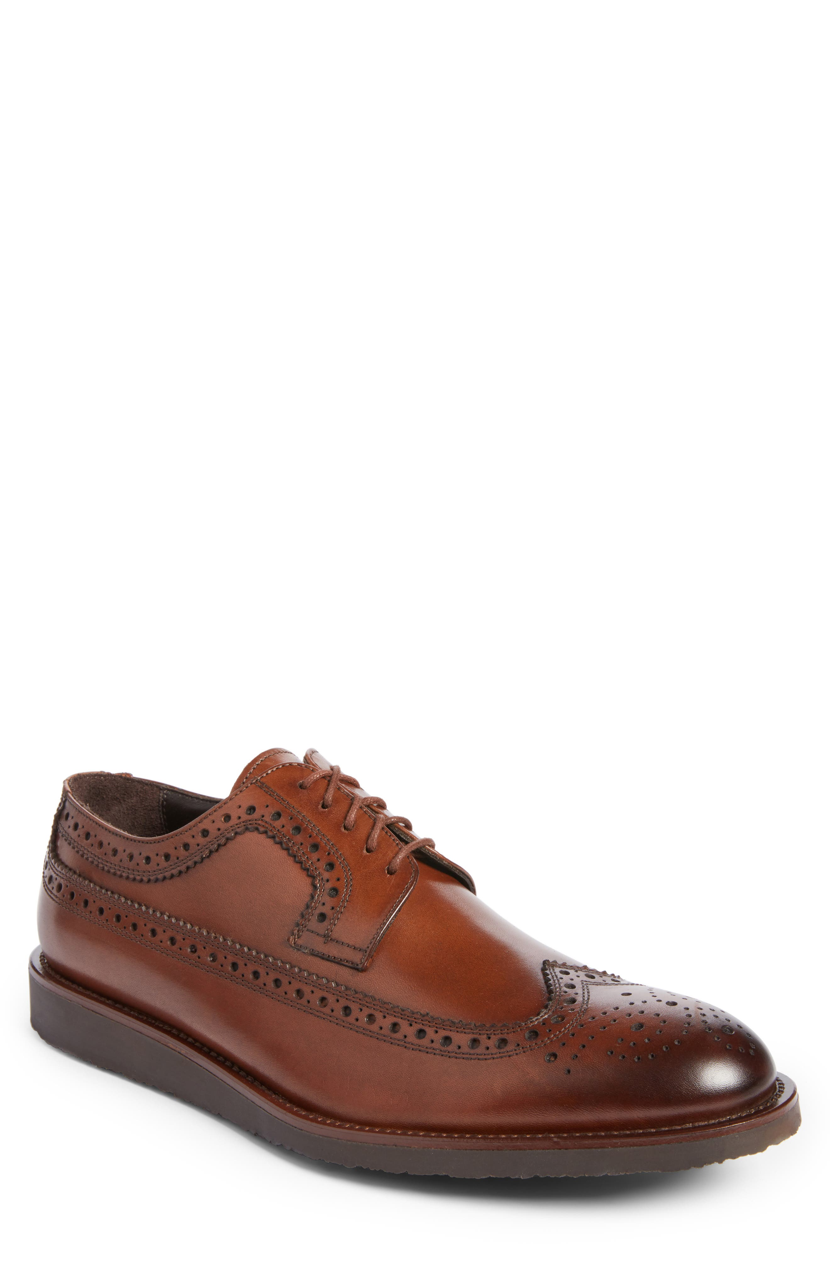 Hillsdale Longwing Derby,                         Main,                         color, Tan 38 Ant