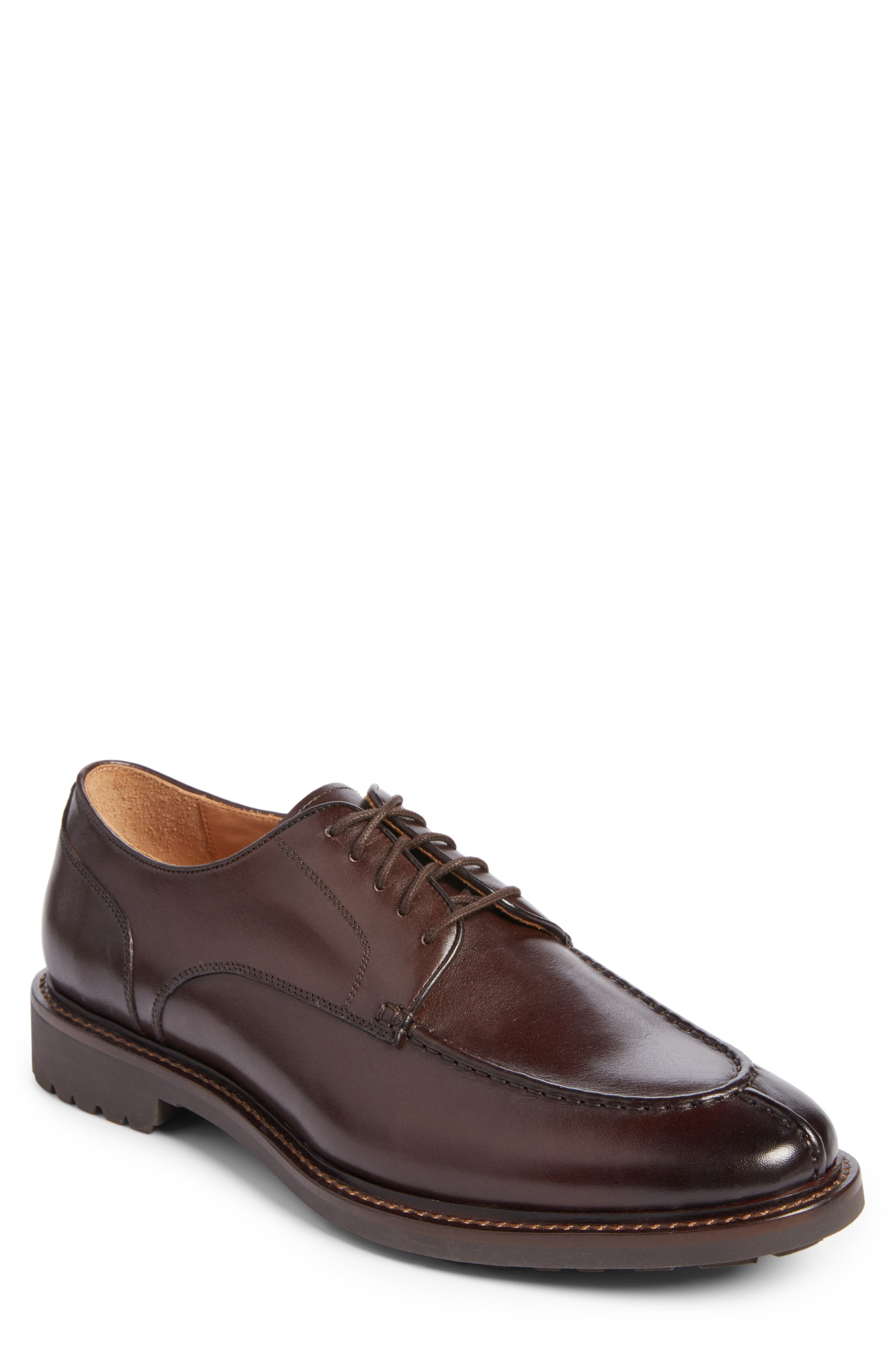 John W. Nordstrom® Medina Split Toe Derby (Men)