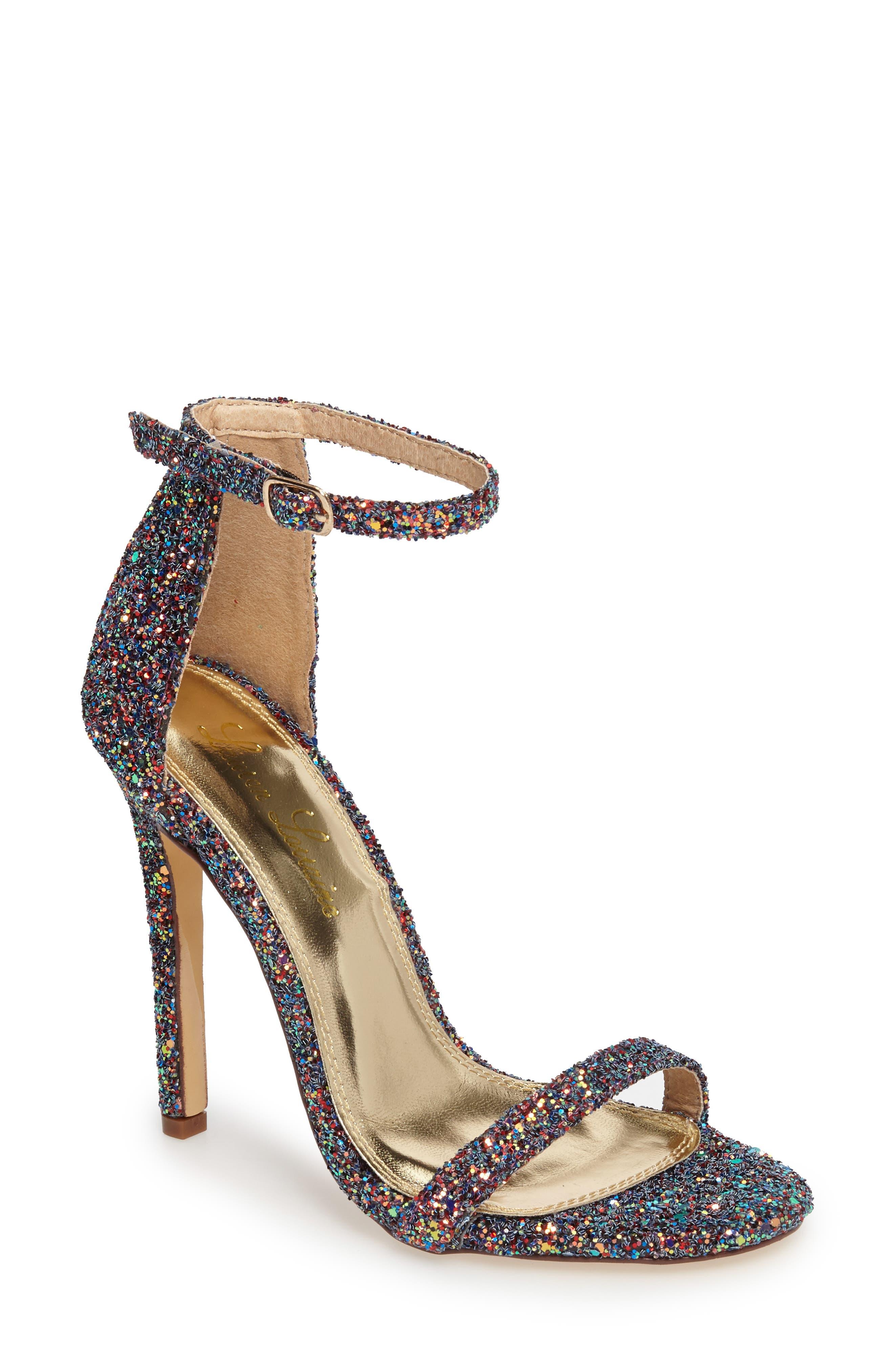 Lauren Lorraine Naomi Ankle Strap Pump (Women)