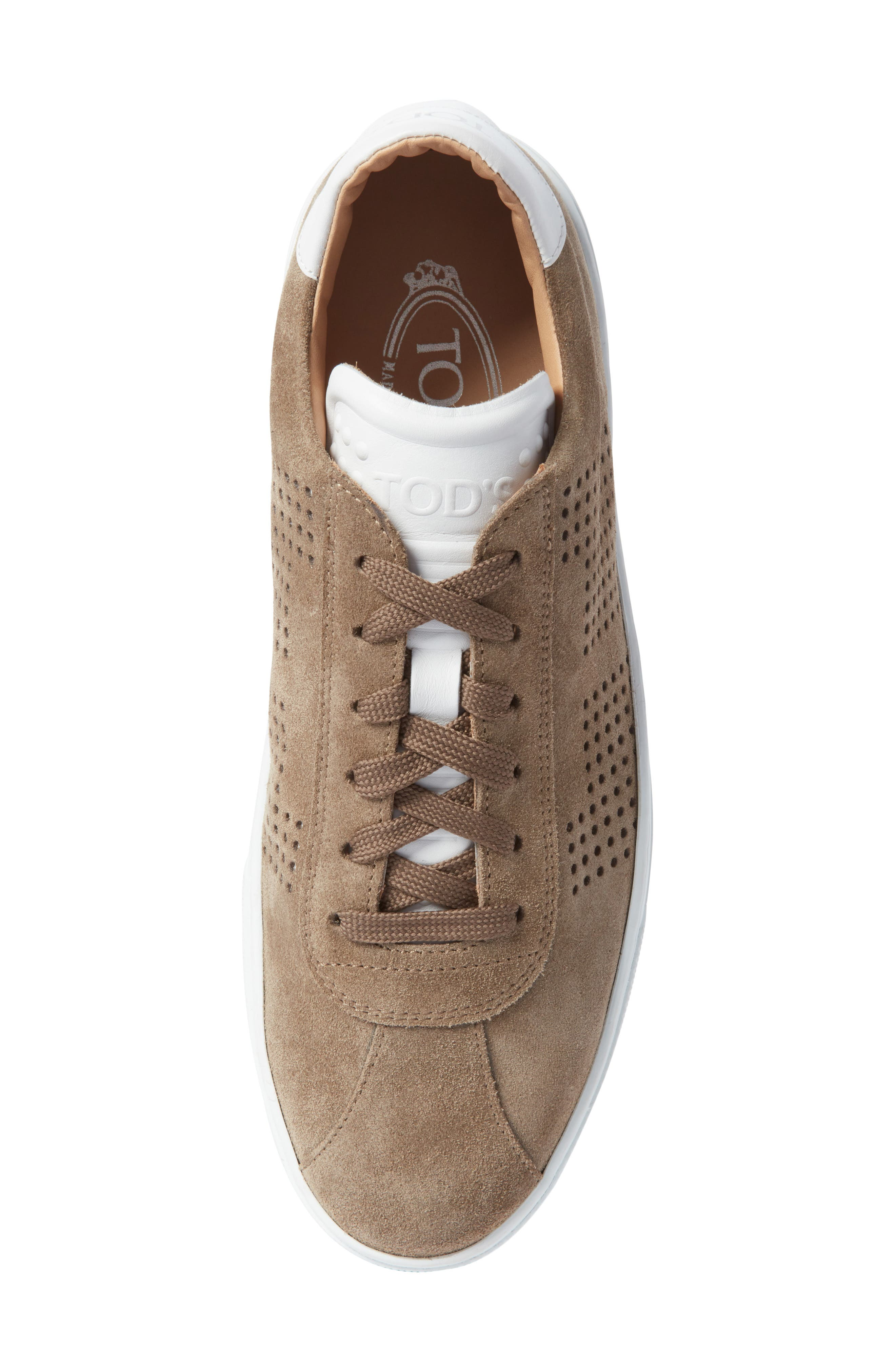 Alternate Image 4  - Tod's Cassetta Sneaker (Men)