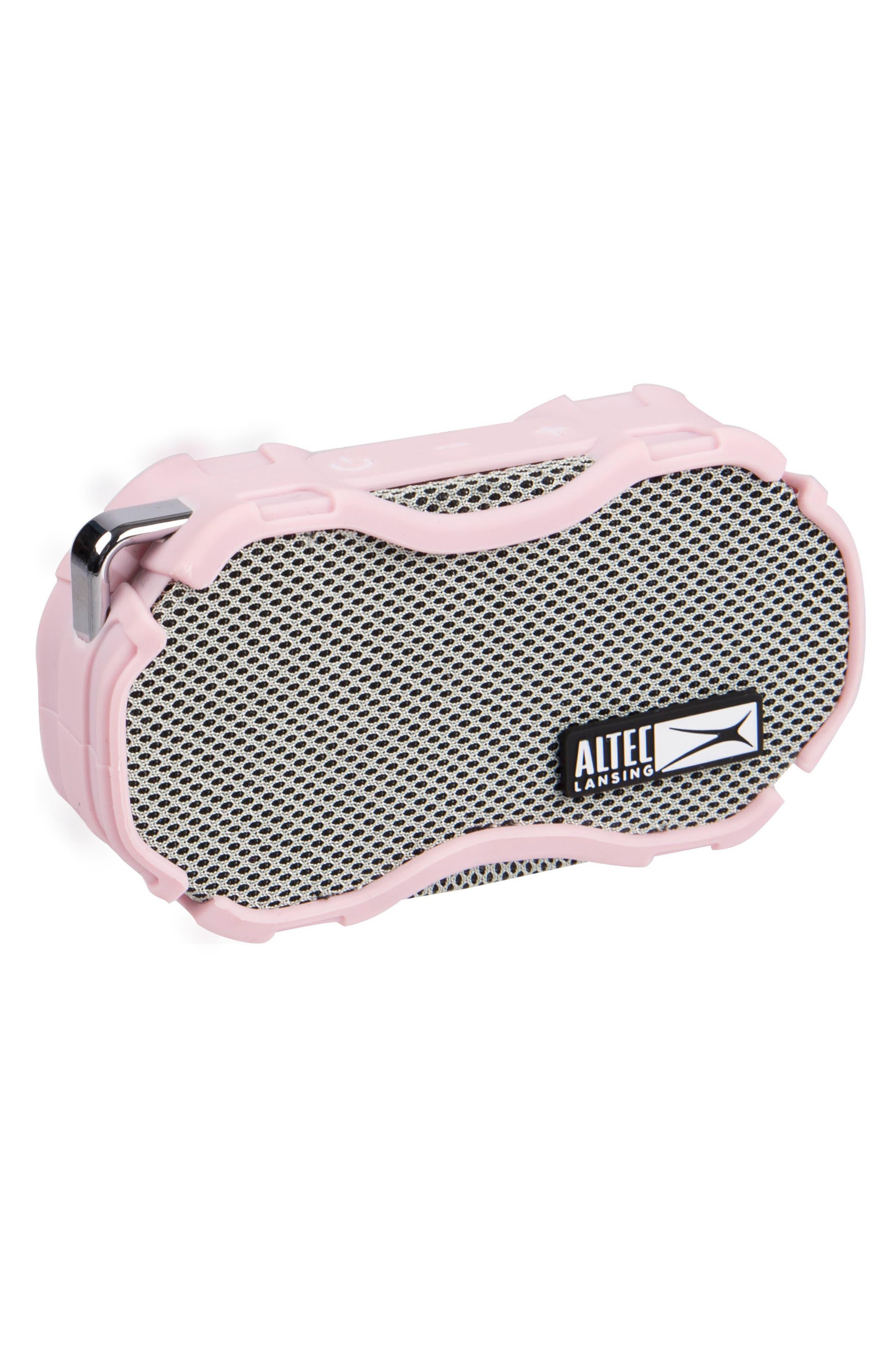 Alternate Image 3  - Altec Lansing Baby Boom Waterproof Wireless Speaker