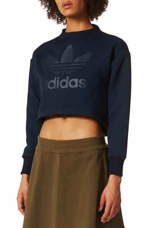 adidas Crop Sweatshirt