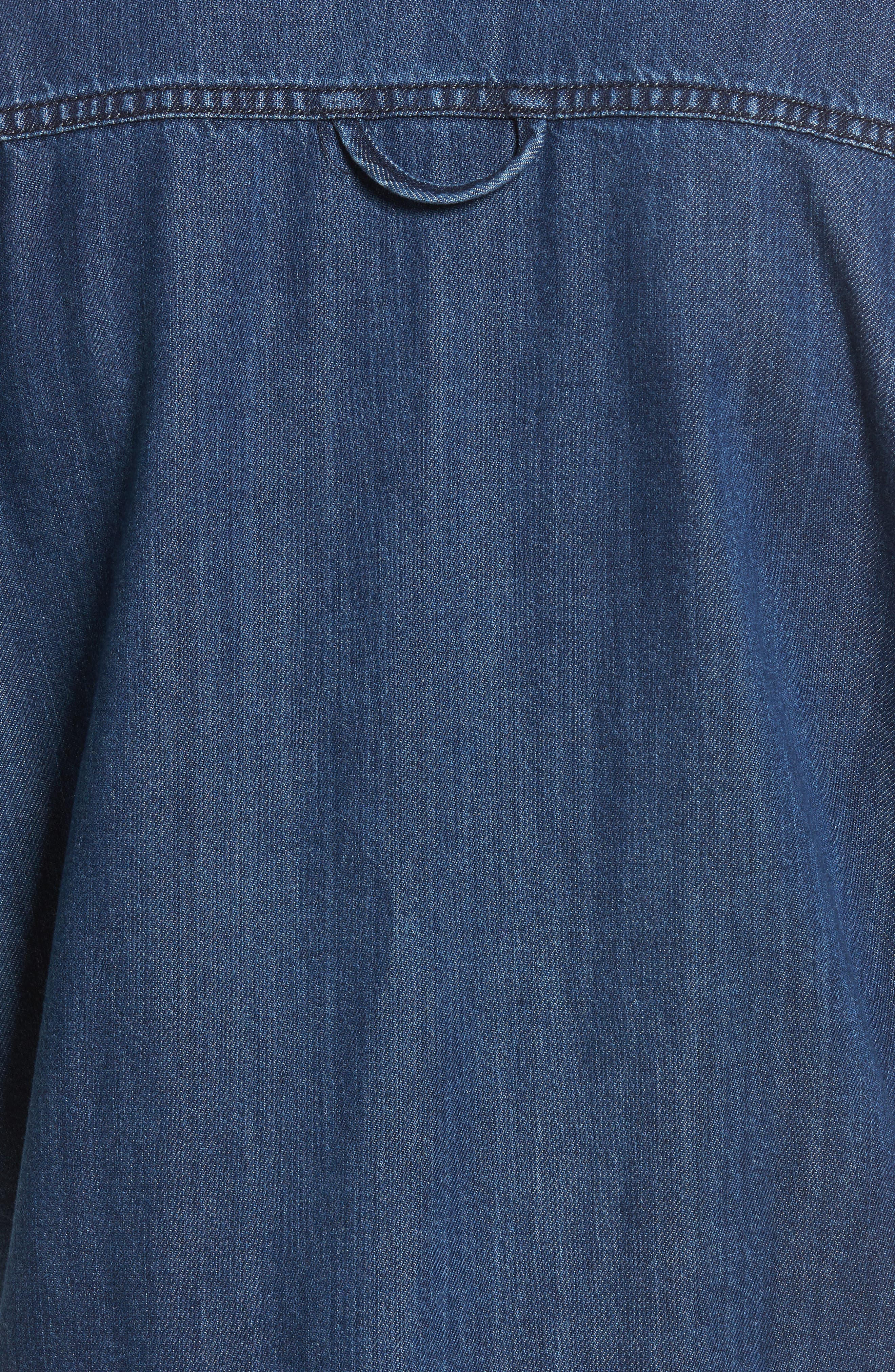 Gavin Shirt Jacket,                             Alternate thumbnail 5, color,                             Altitude