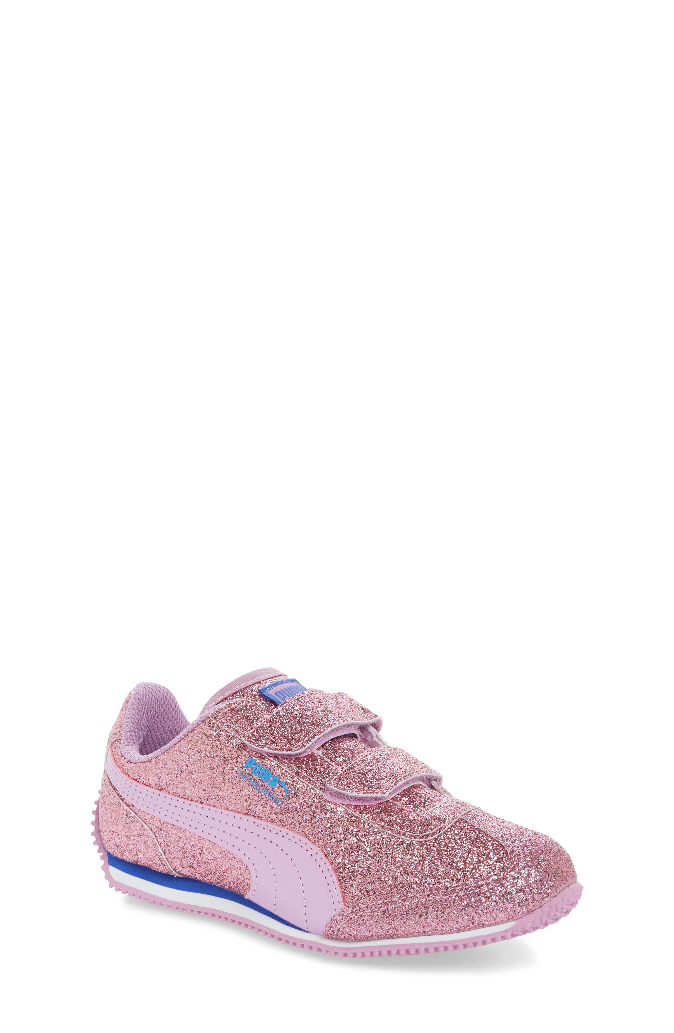 Whirlwind Glitz Sneaker,                         Main,                         color, Purple