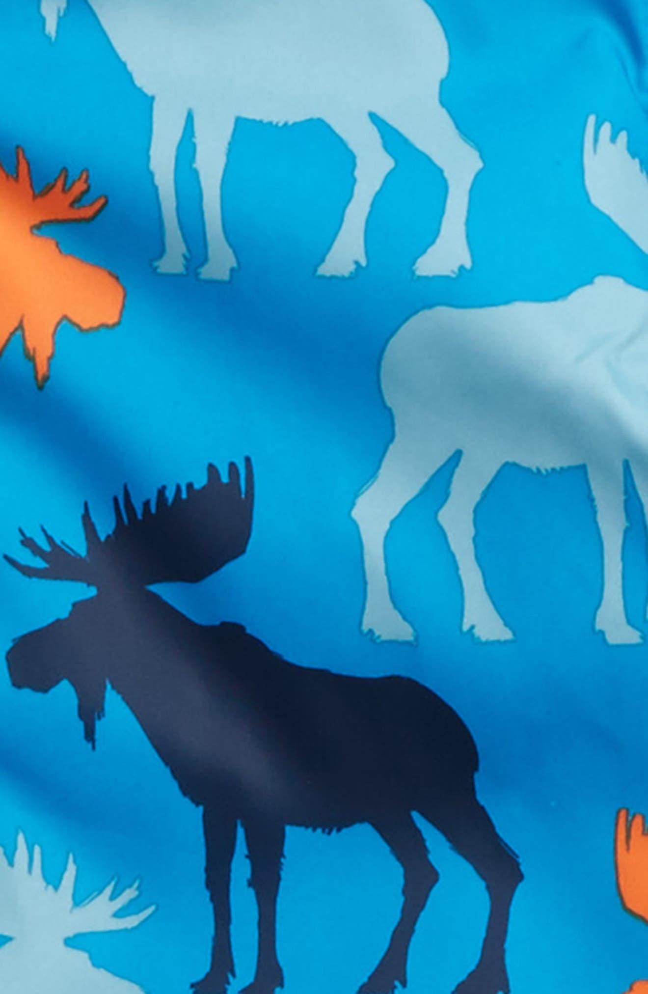 Reversible Puffer Vest,                             Alternate thumbnail 2, color,                             Moose Shadows