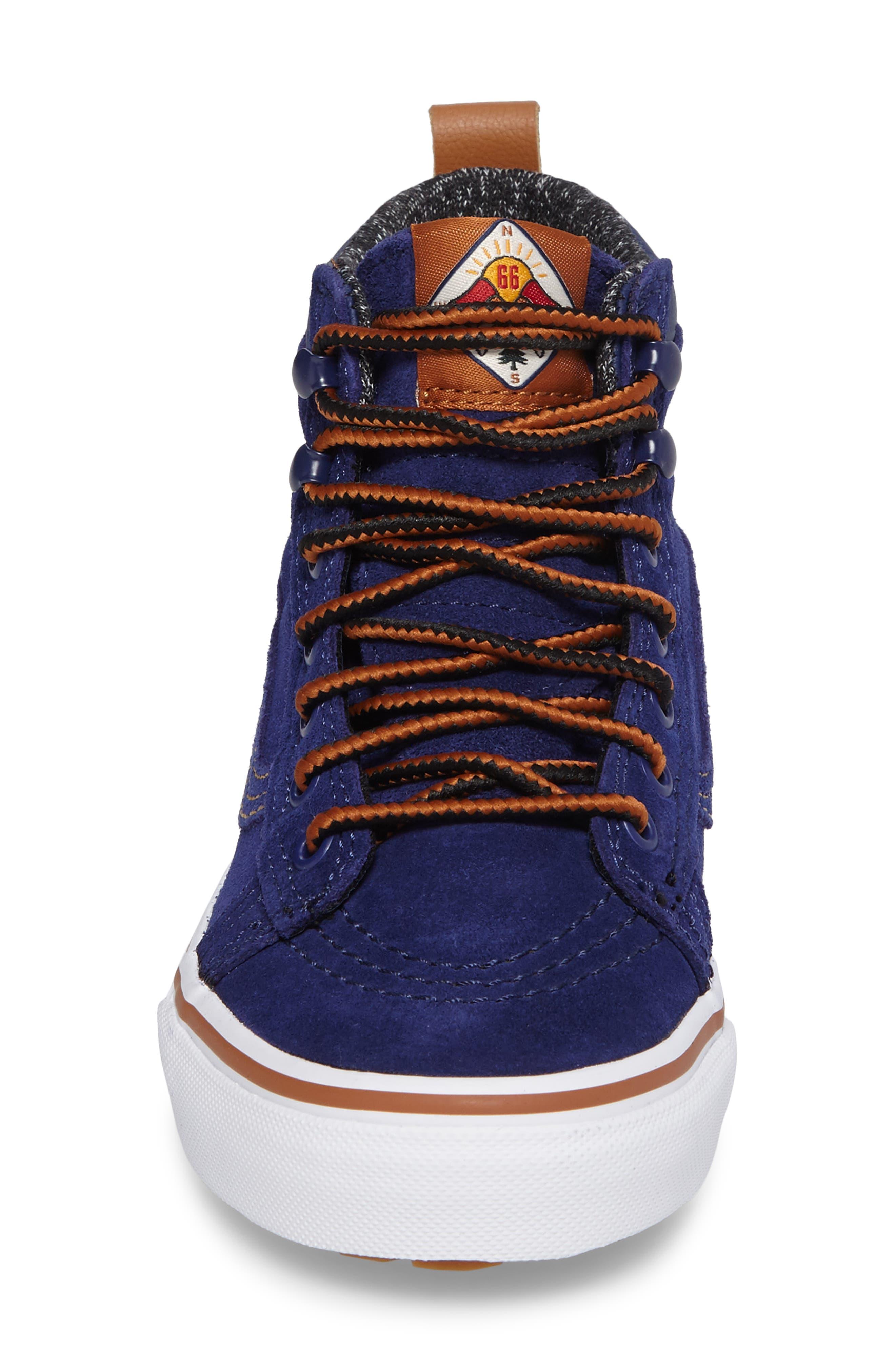 Alternate Image 4  - Vans SK8-Hi Sneaker (Baby, Walker, Toddler, Little Kid & Big Kid)