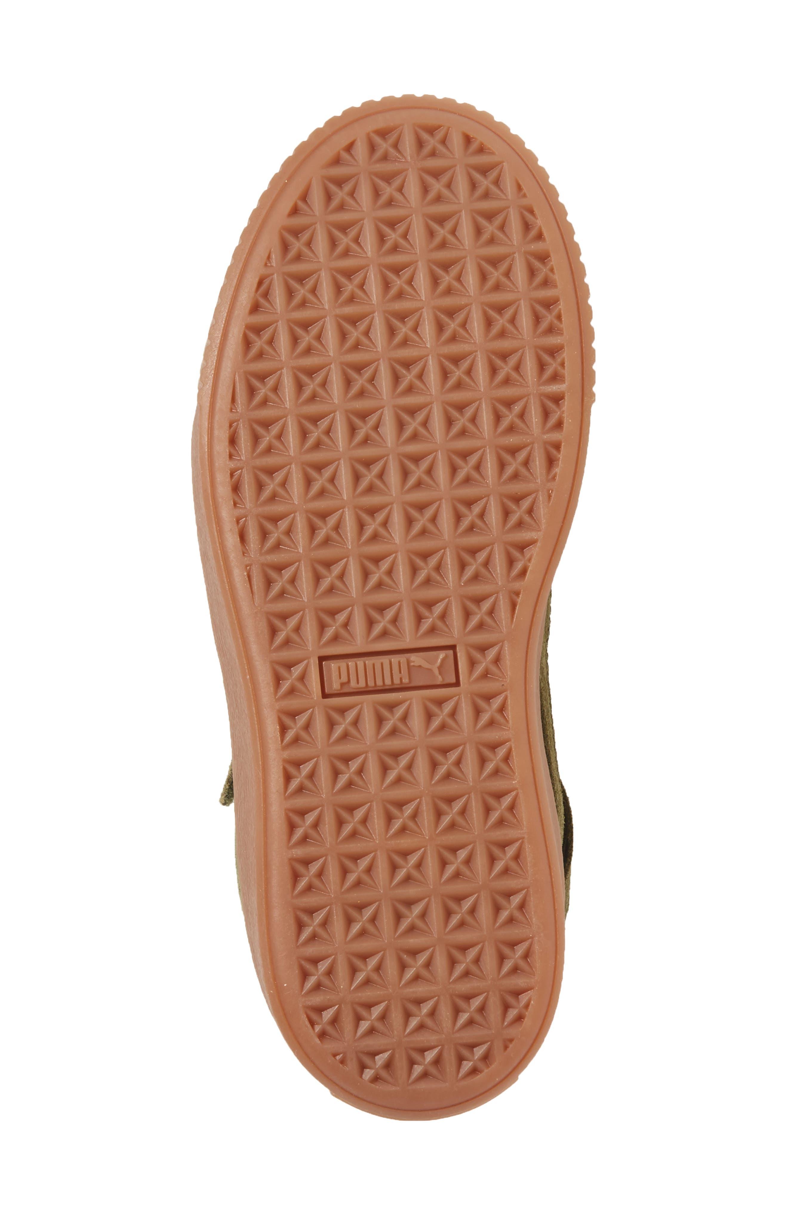 Alternate Image 6  - PUMA Platform Mid OW Sneaker (Women)