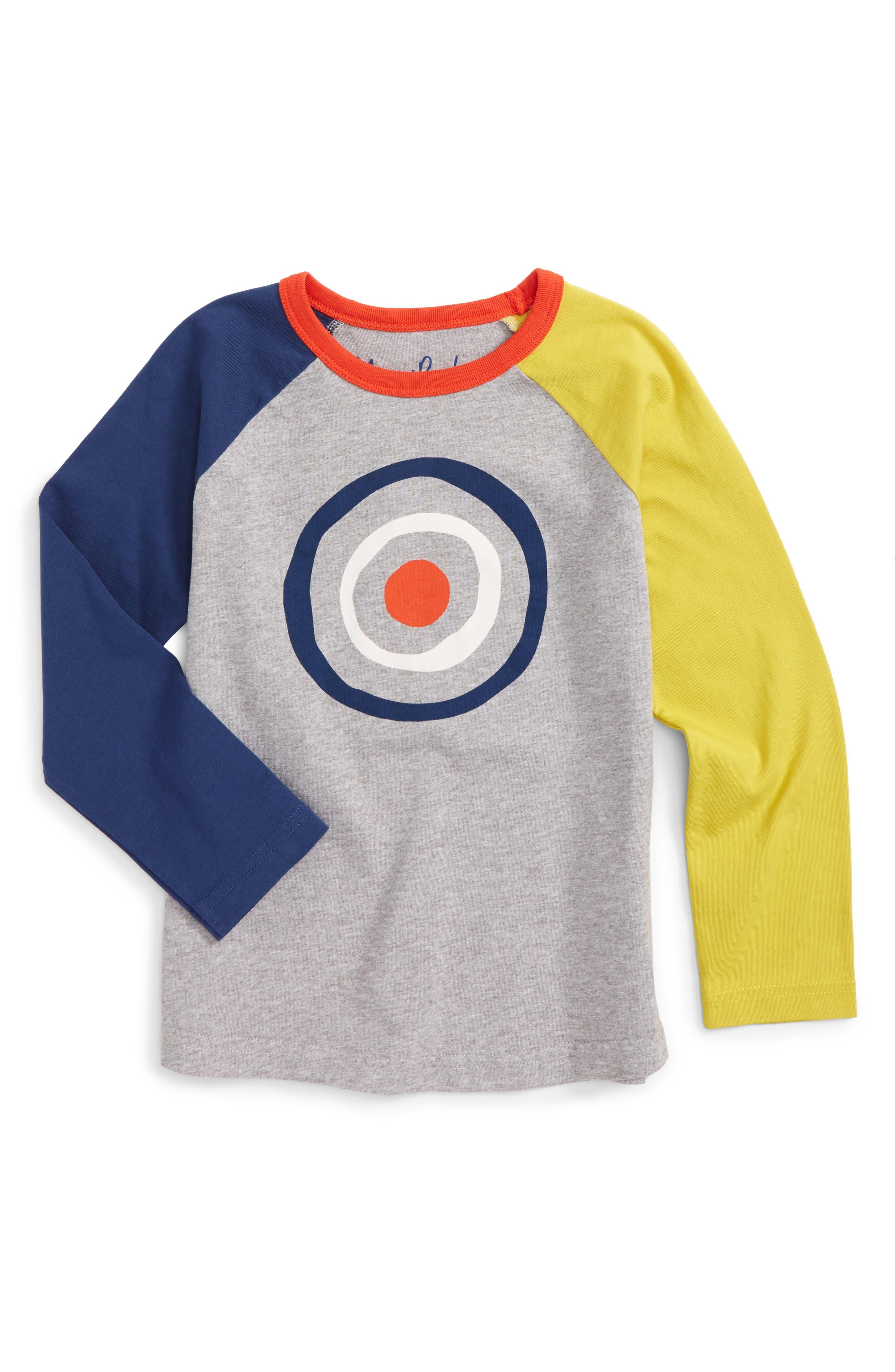 Alternate Image 1 Selected - Mini Boden Hotchpotch T-Shirt (Toddler Boys, Little Boys & Big Boys)