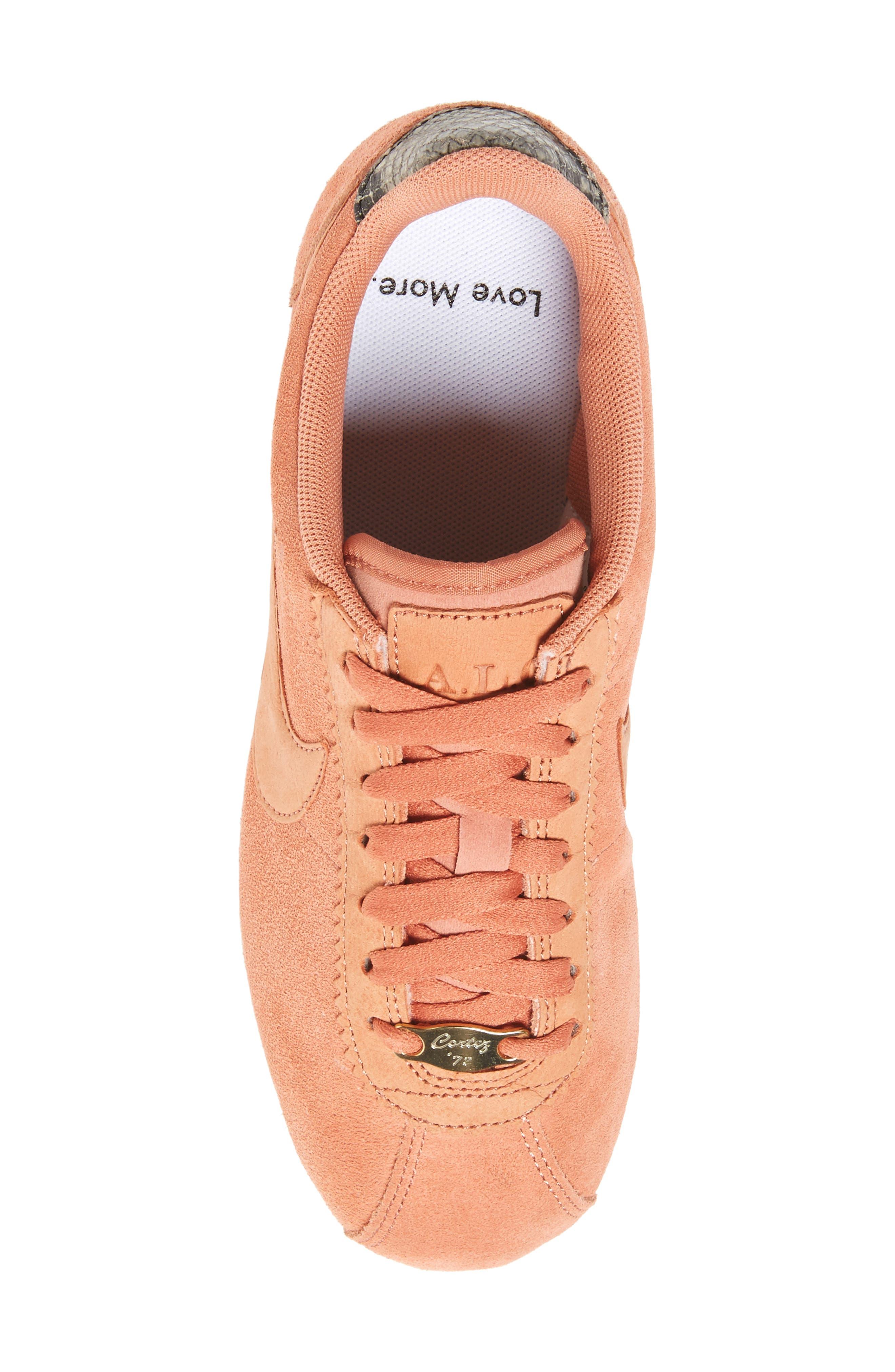 Alternate Image 5  - Nike x A.L.C. Classic Cortez Sneaker (Women)
