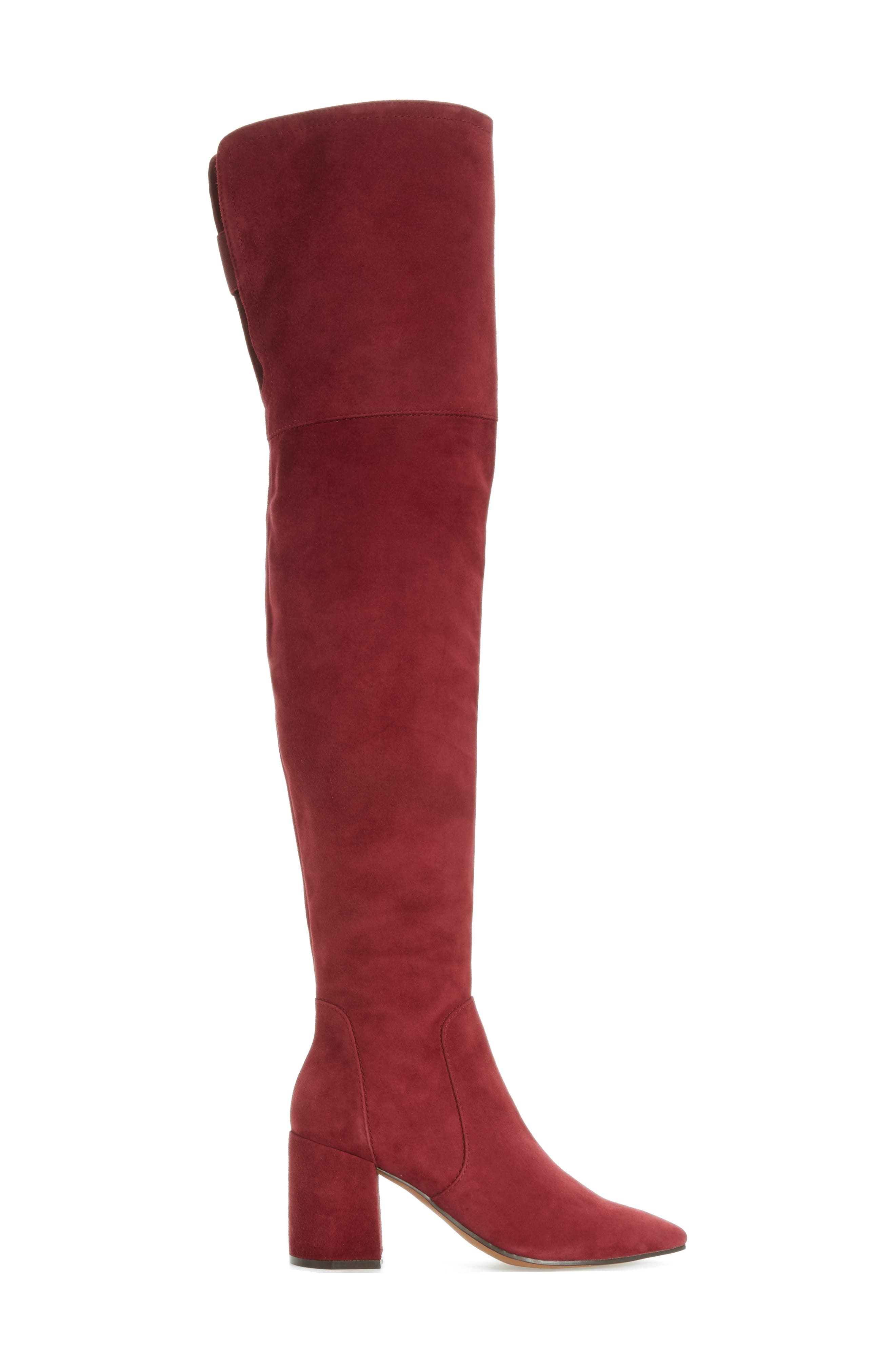 Alternate Image 3  - Linea Paolo Bella Over the Knee Boot (Women)