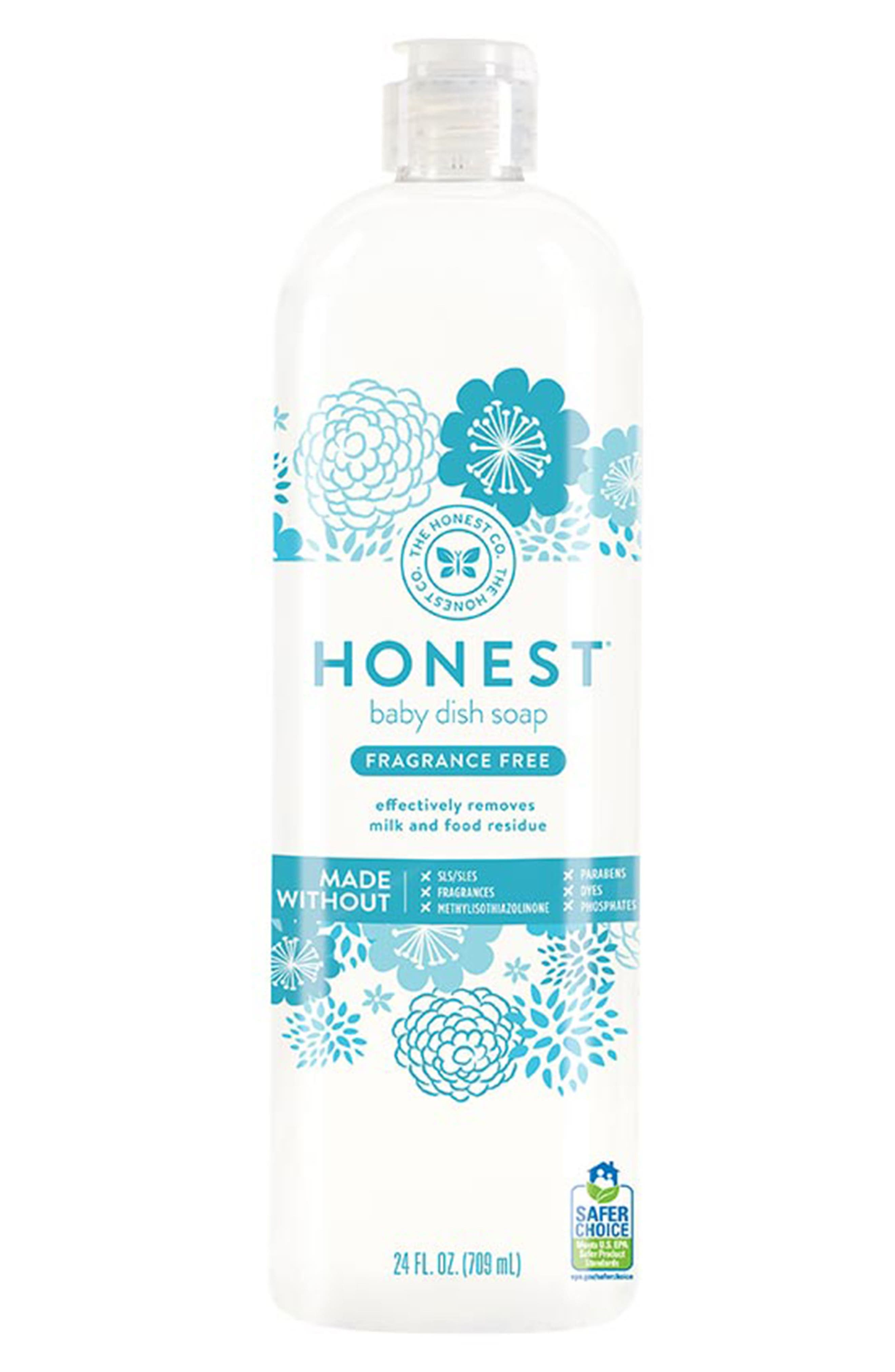 The Honest Company Fragrance Free Baby Dish Soap