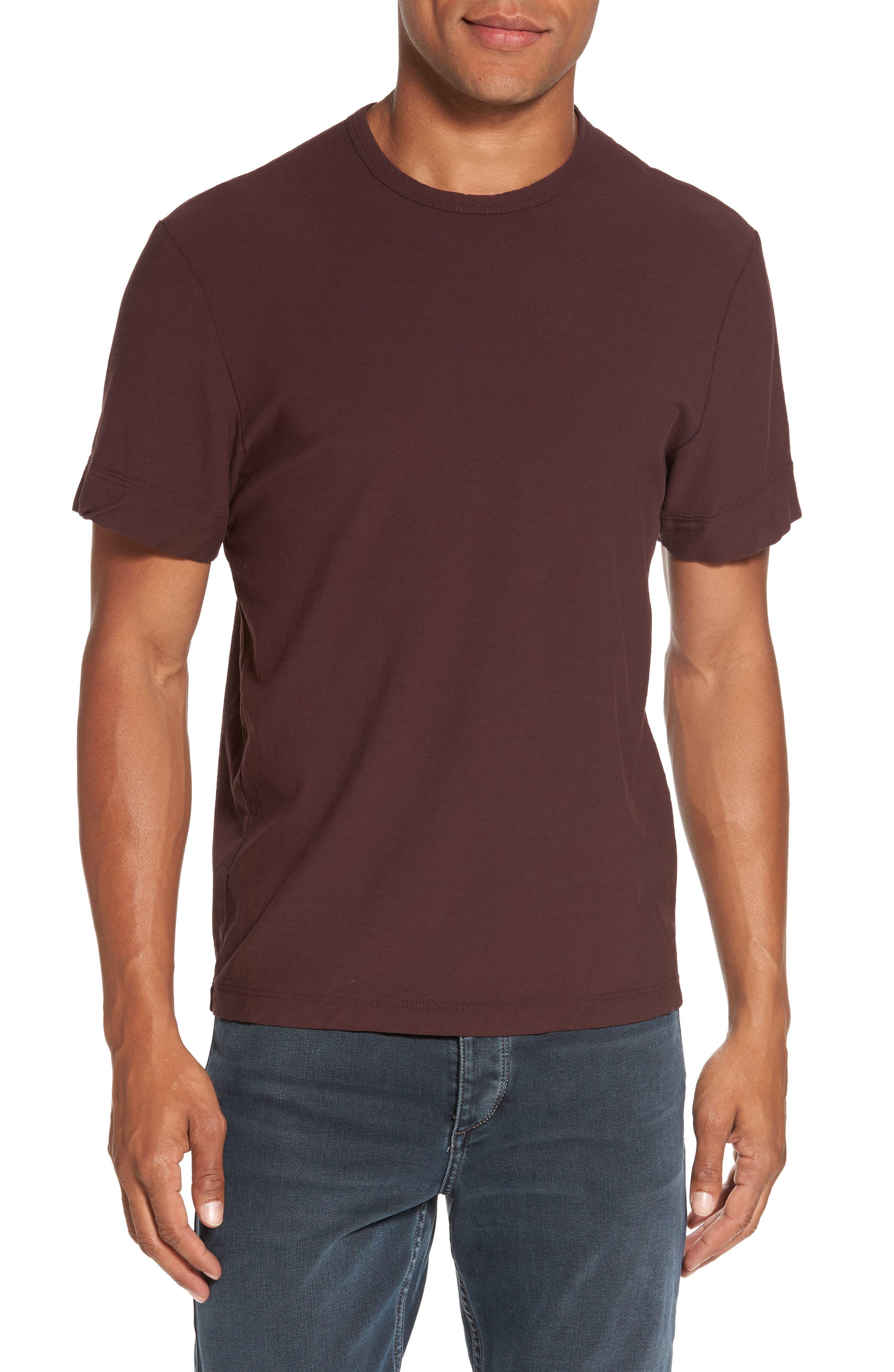 James Perse Classic Crewneck T-Shirt