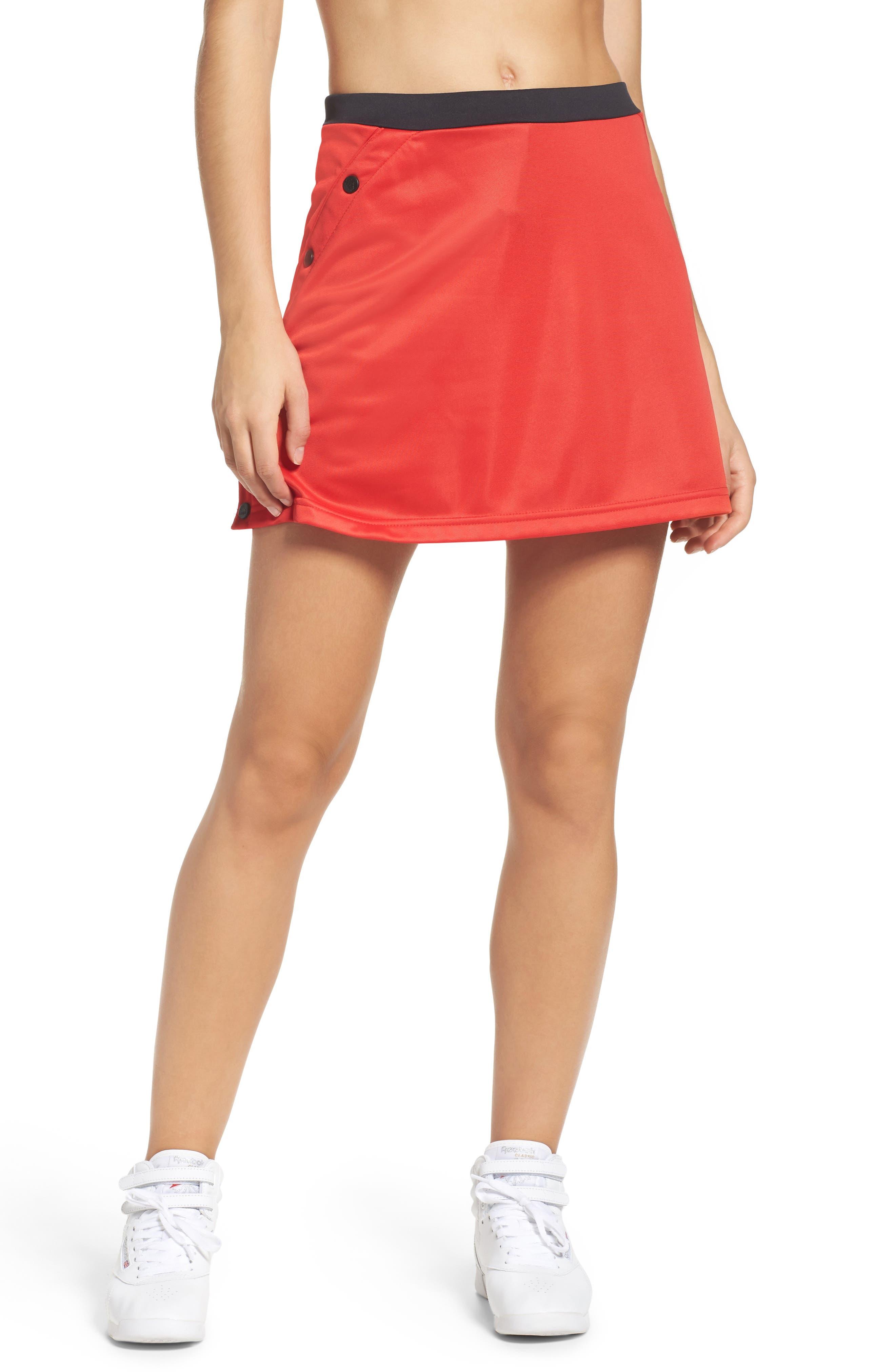 Alternate Image 1 Selected - Kappa Authentic Piqué Skirt