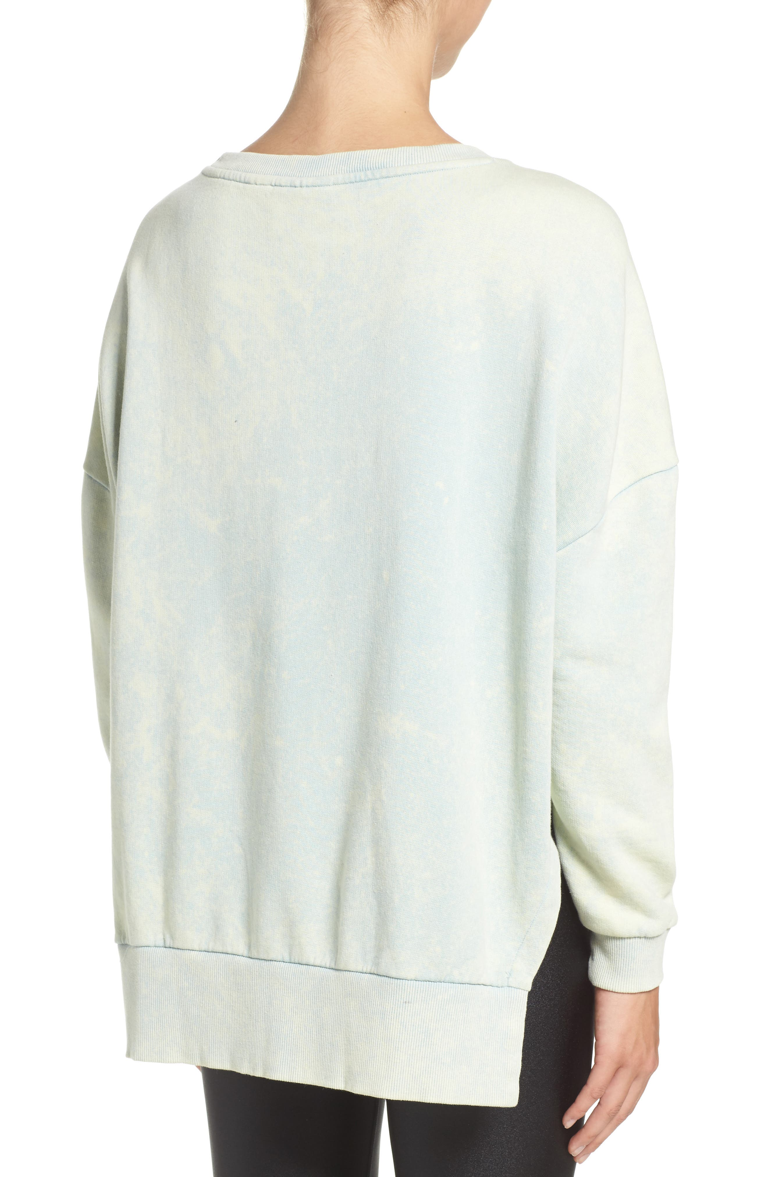 Alternate Image 2  - Reebok Favorite Oversized Sweatshirt