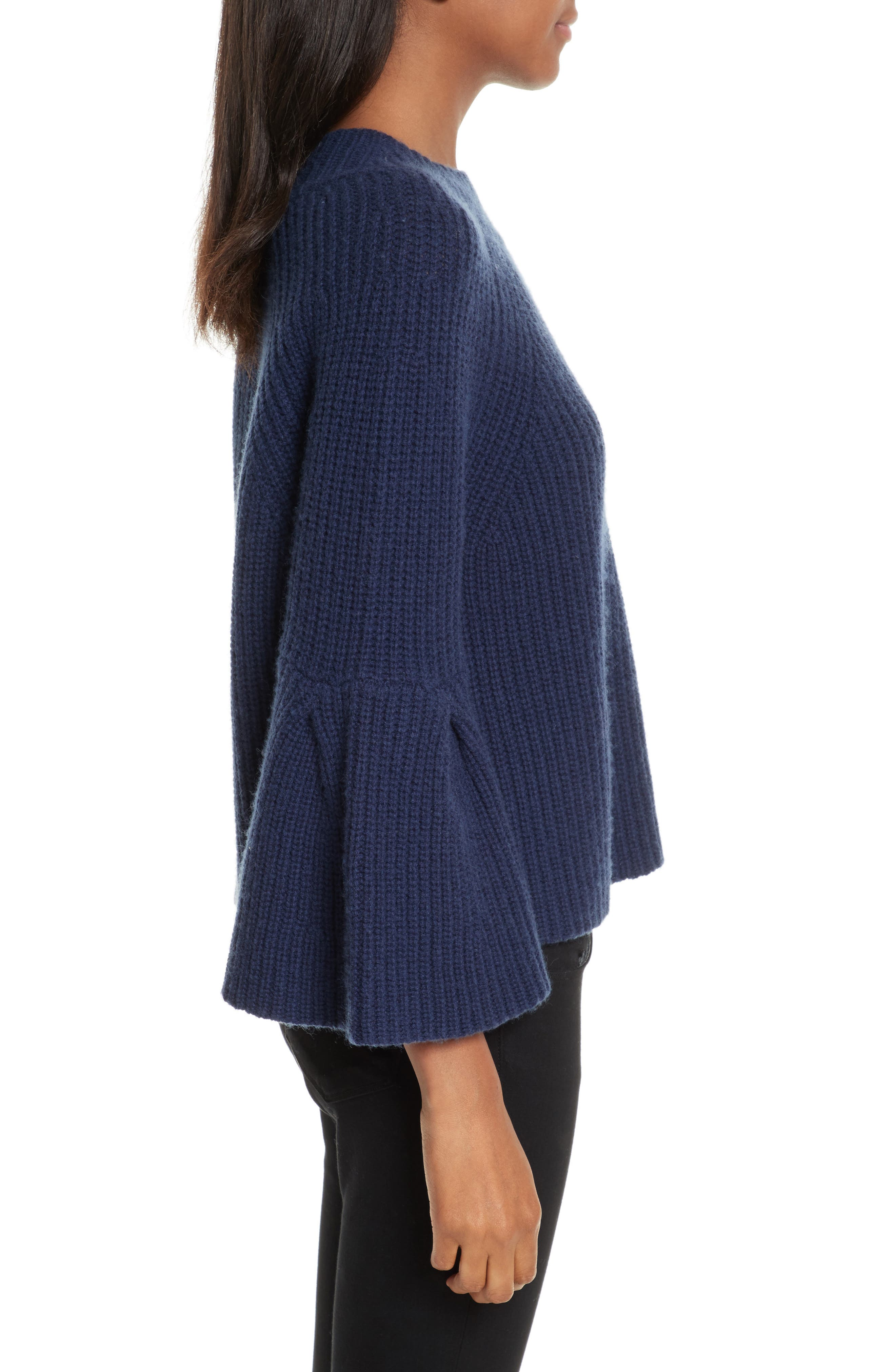 Alternate Image 3  - Joie Ingrit Wool & Cashmere Sweater