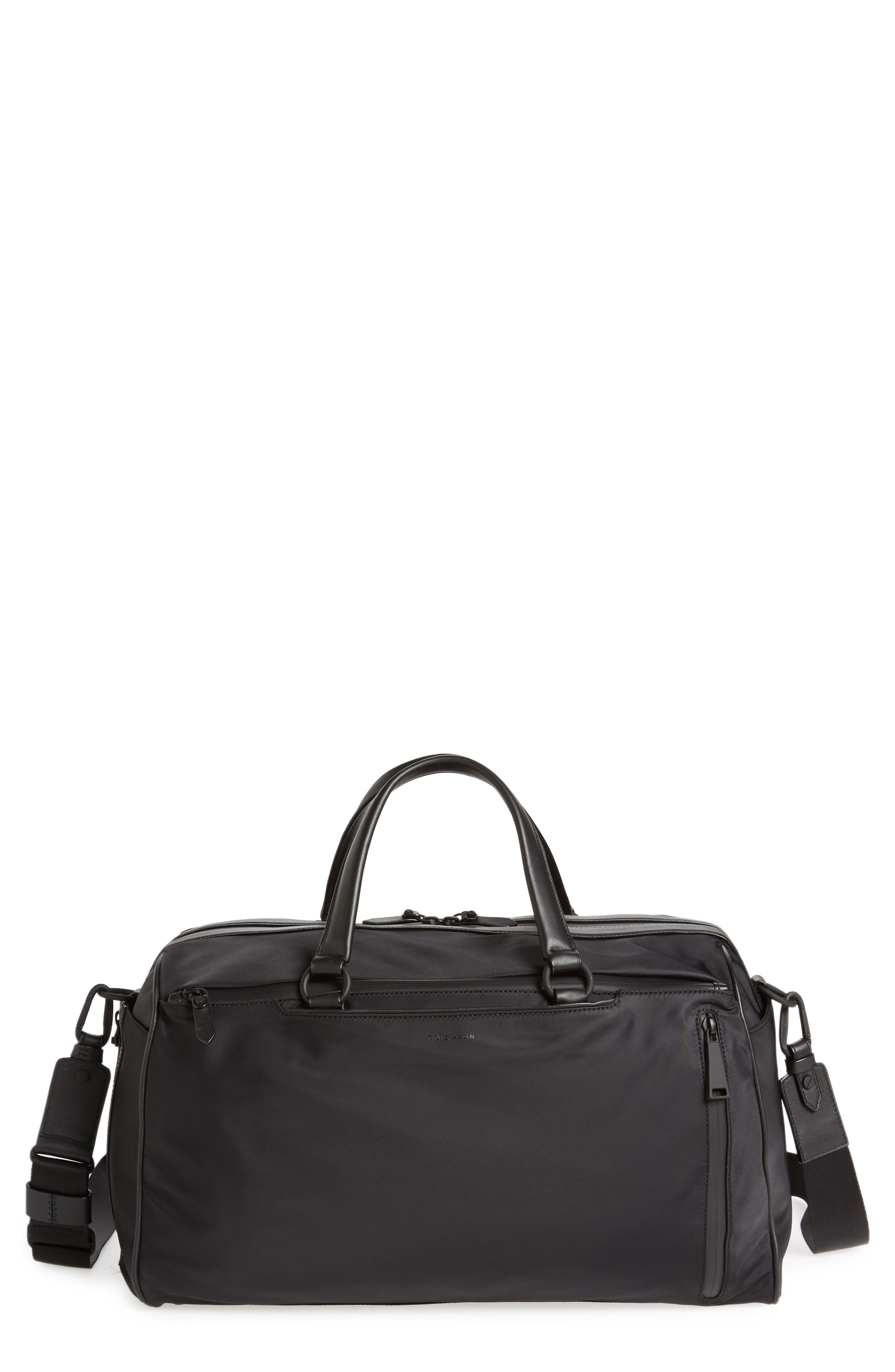 COLE HAAN Everyday Nylon Duffel Bag