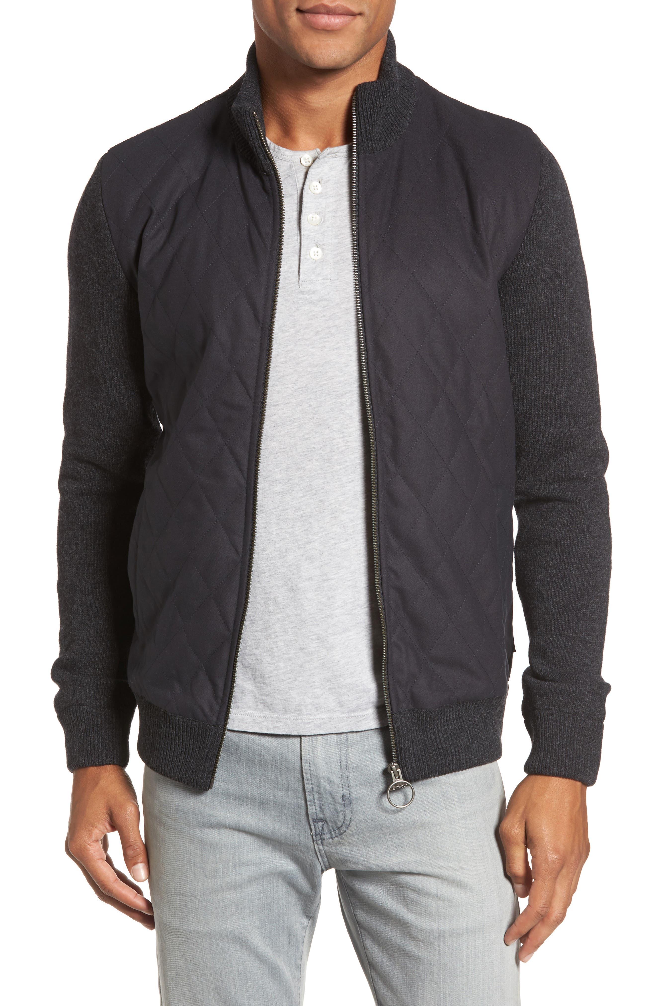 Alternate Image 1 Selected - Barbour Culzean Wool Jacket