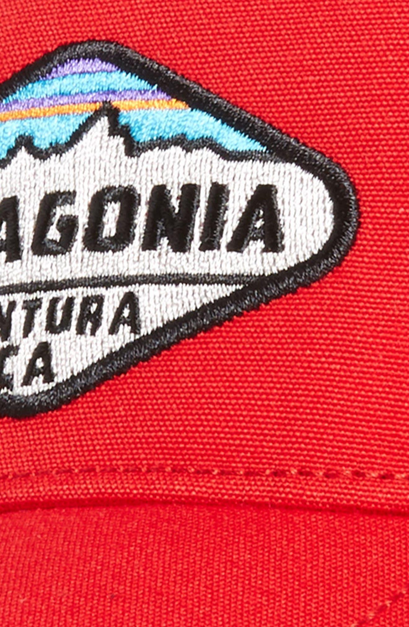 Alternate Image 2  - Patagonia 'Fitz Roy Crest' Visor