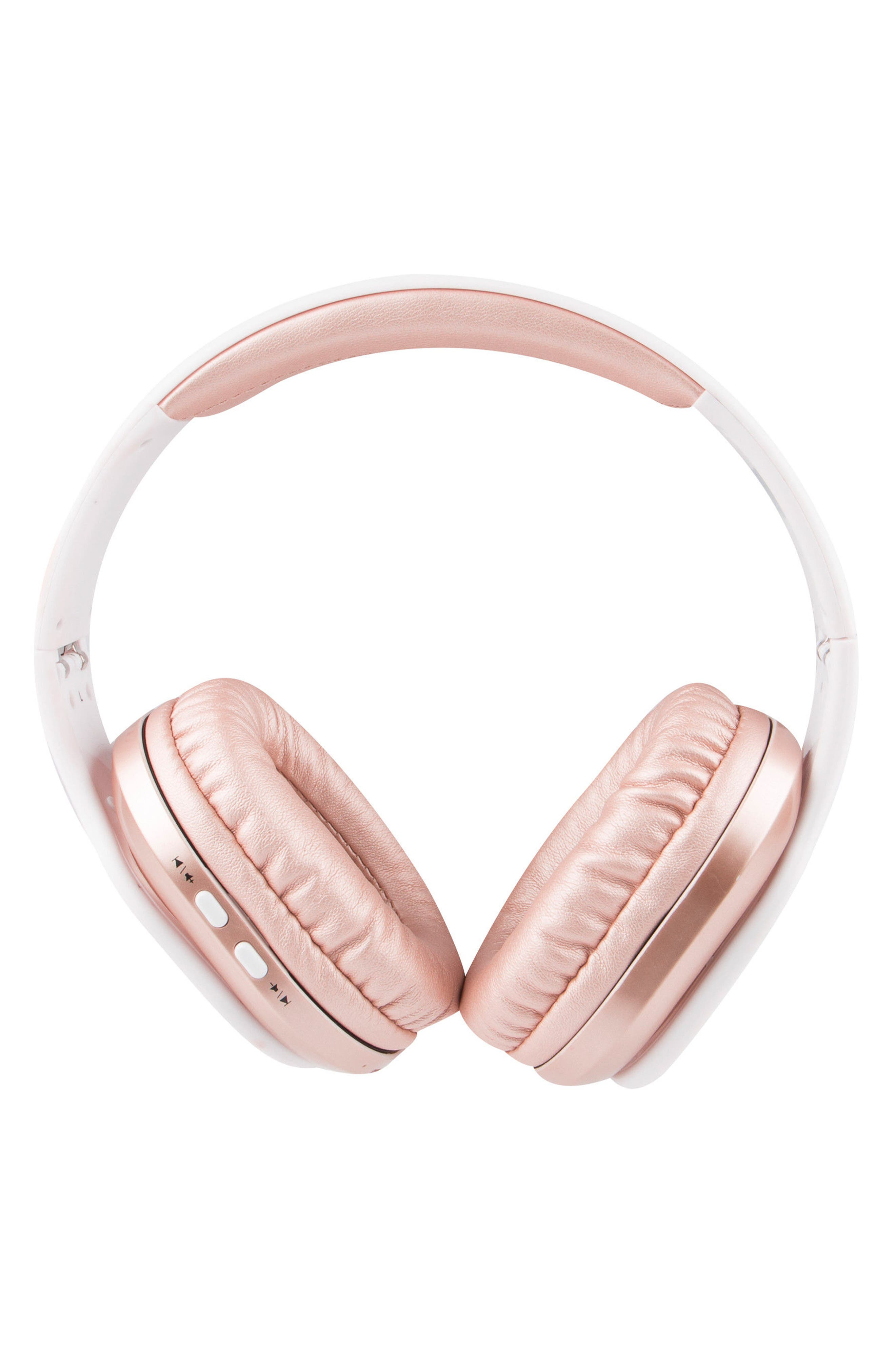 Evolution 2 Wireless Headphones,                             Alternate thumbnail 3, color,                             Rose Gold