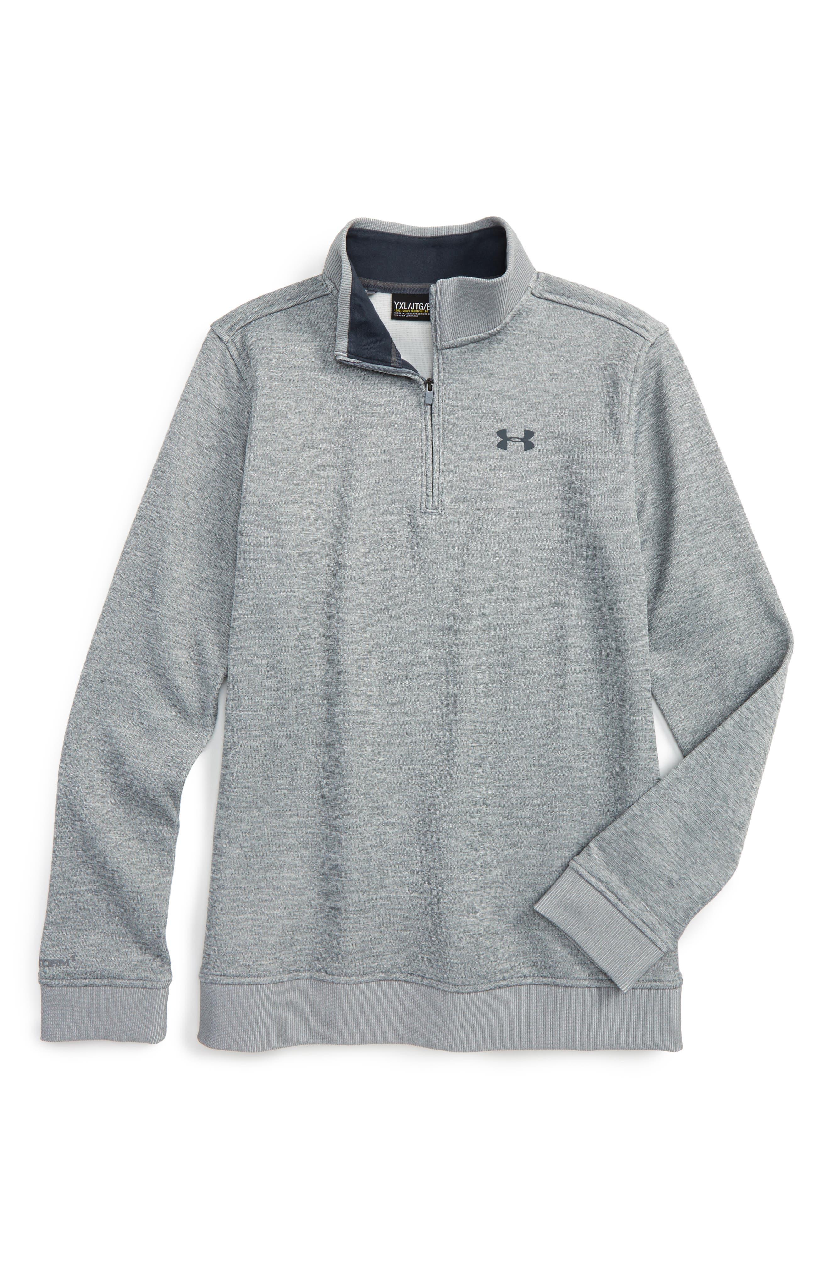 Under Armour Storm Quarter Zip Sweater (Little Boys & Big Boys)